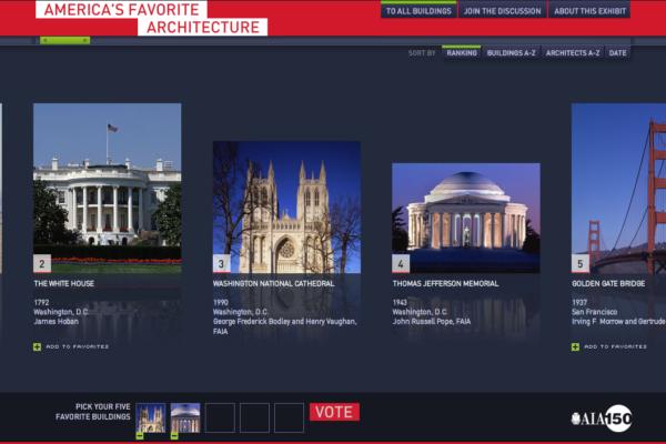 America's Favorite Architecture