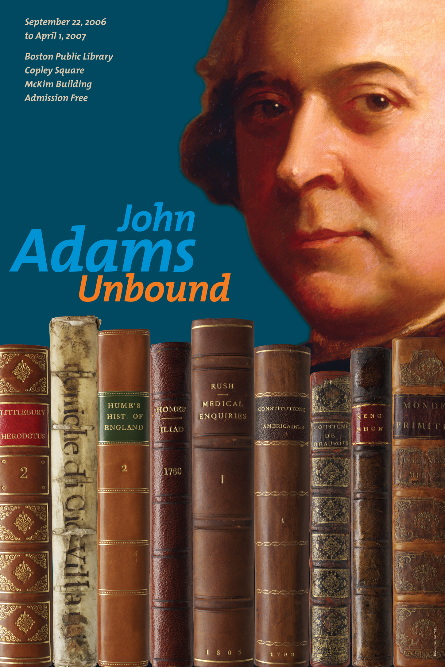 """Project image 1 for """"John Adams Unbound"""" Print, Boston Public Library"""