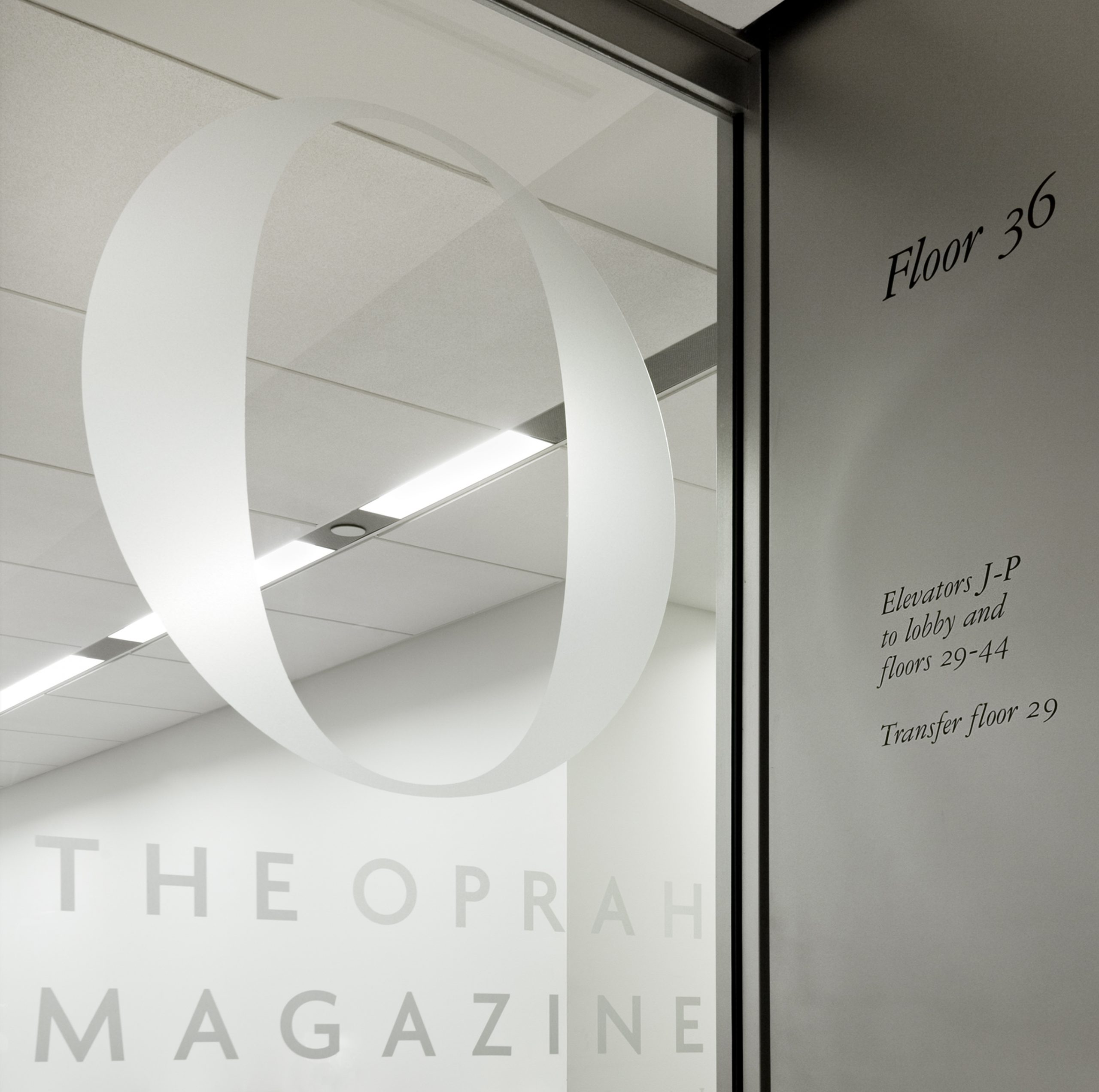 Project image 8 for Hearst Tower Signage, Hearst Corporation