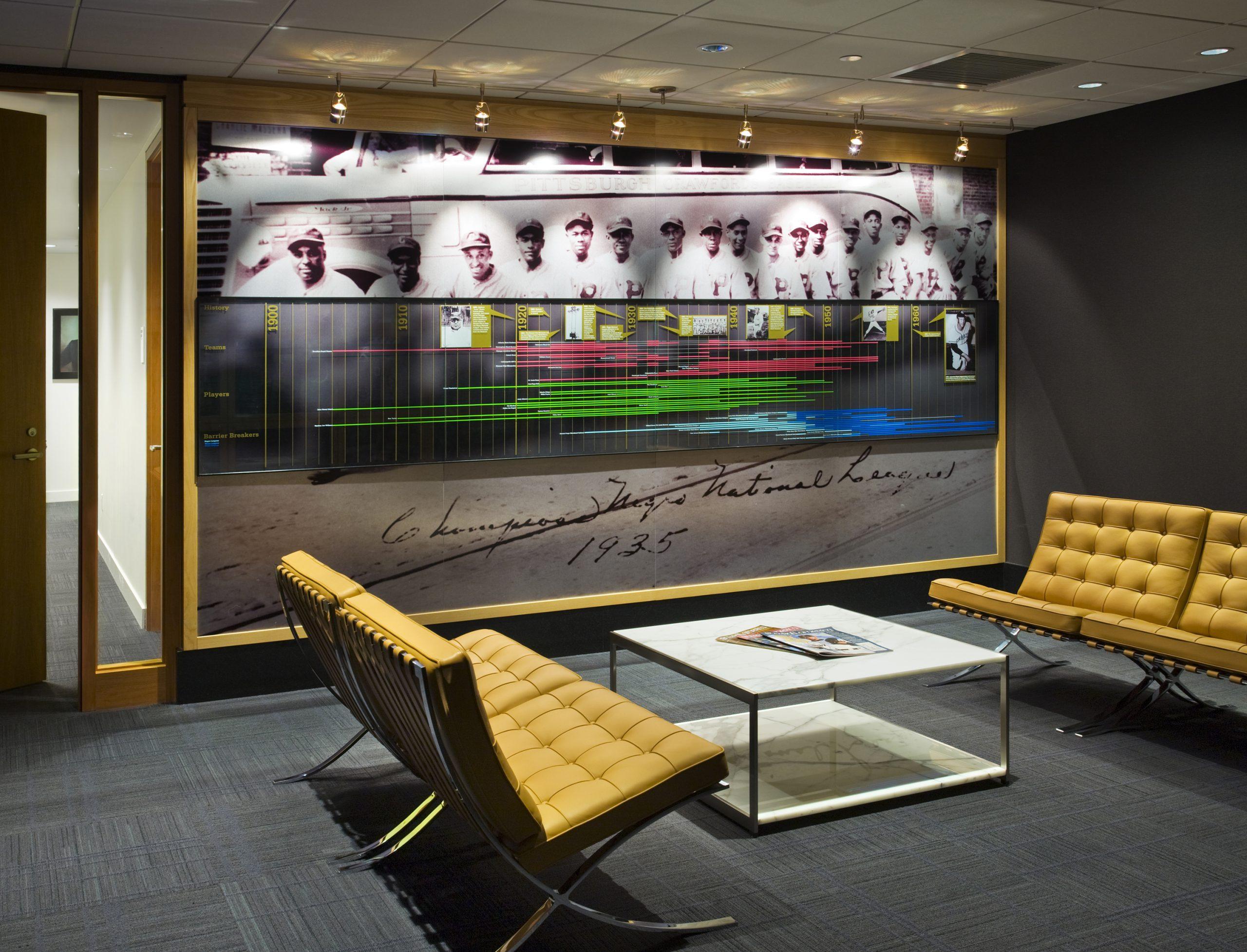 Project image 1 for Environmental Installations, Major League Baseball