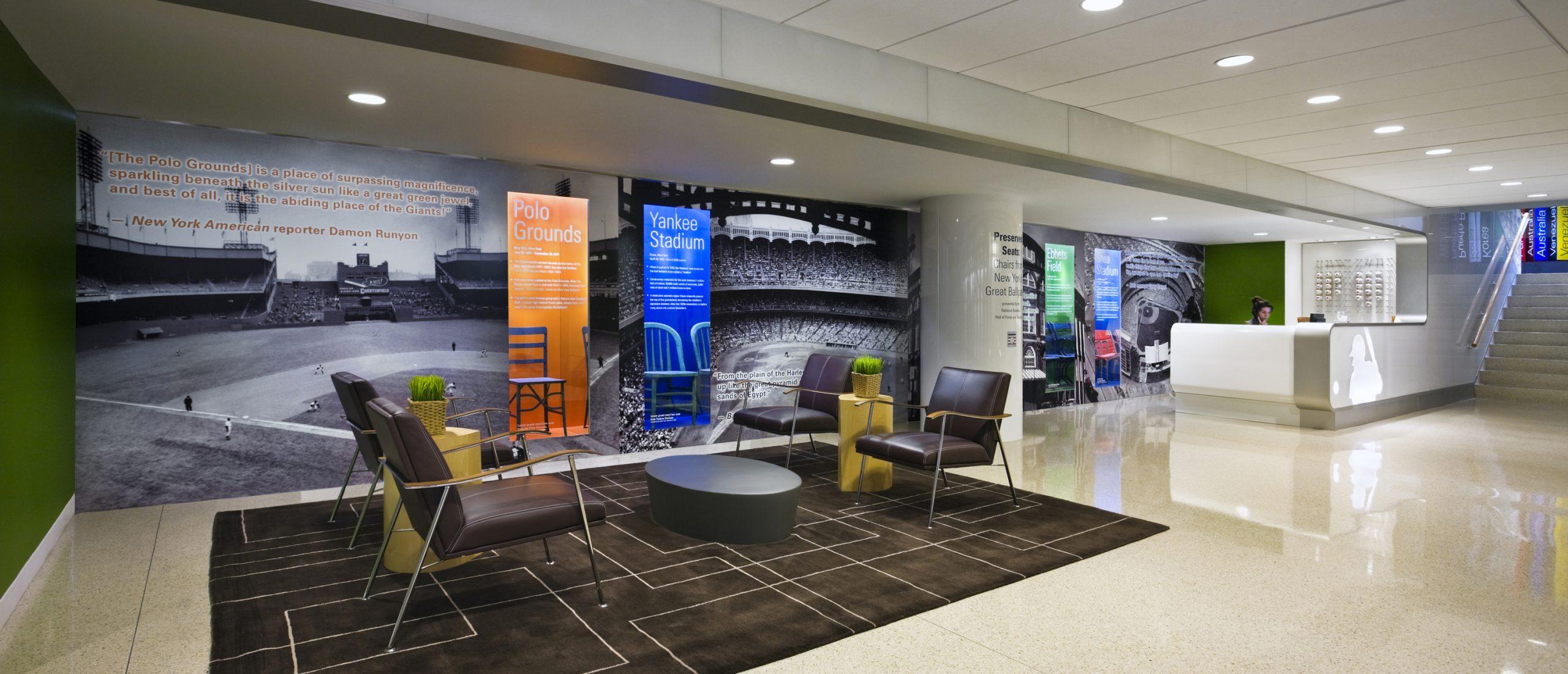 Project Image for Exhibits & Environments, Major League Baseball