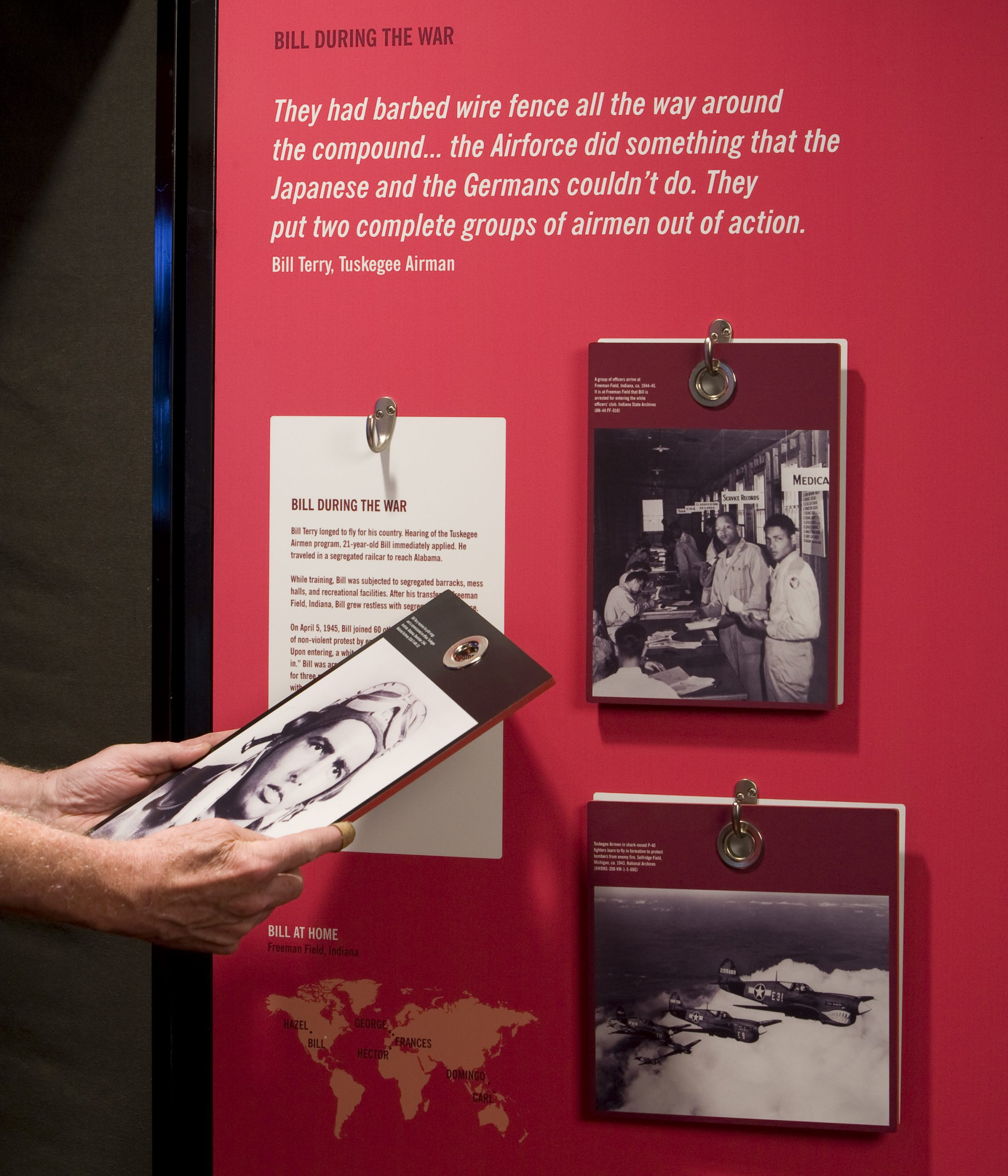 Project image 4 for Fighting for Democracy Traveling Exhibit, Japanese American National Museum