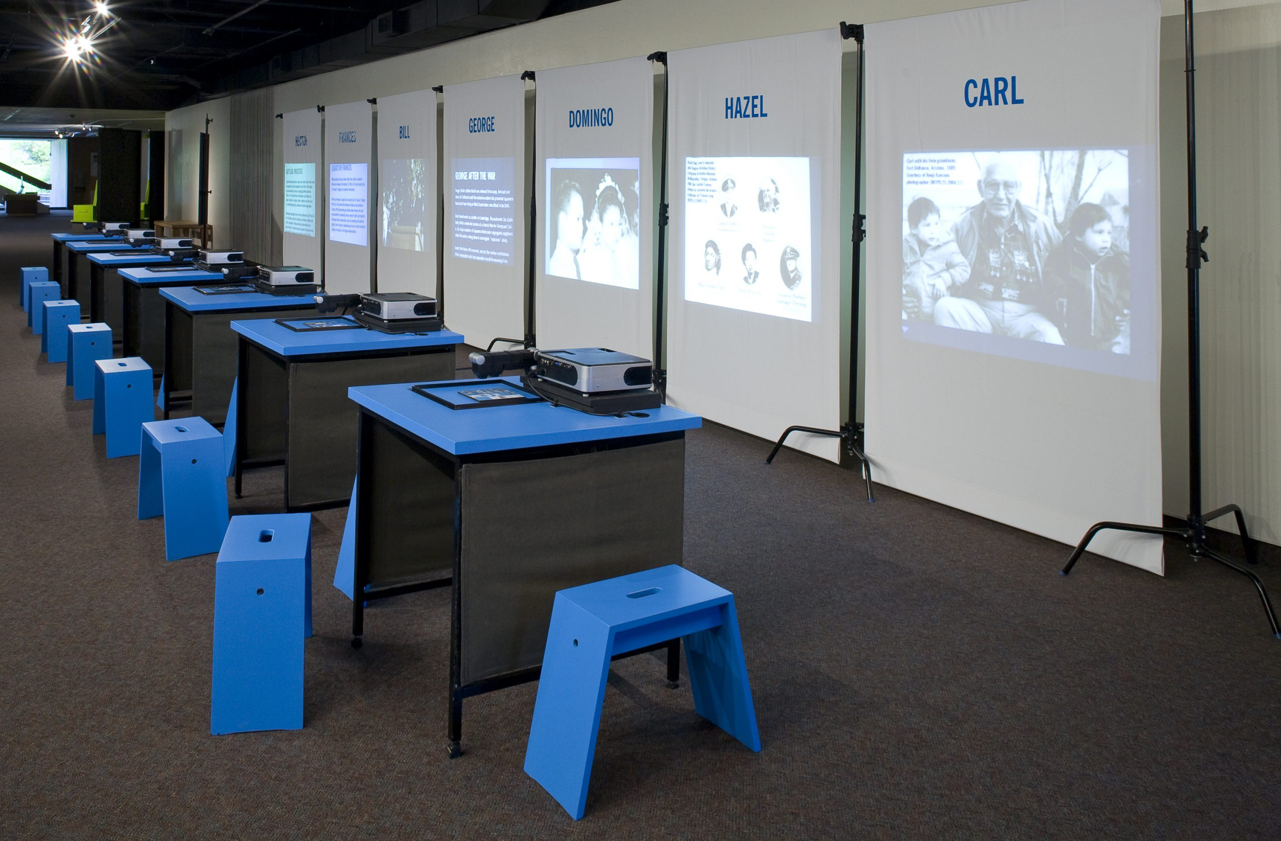 Project image 5 for Fighting for Democracy Traveling Exhibit, Japanese American National Museum
