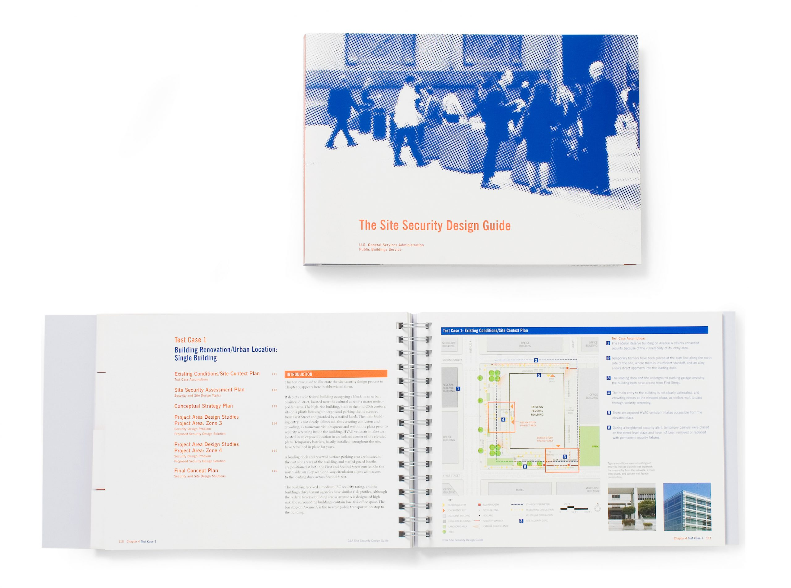 Project image 1 for Site Security Design Guide, General Services Administration