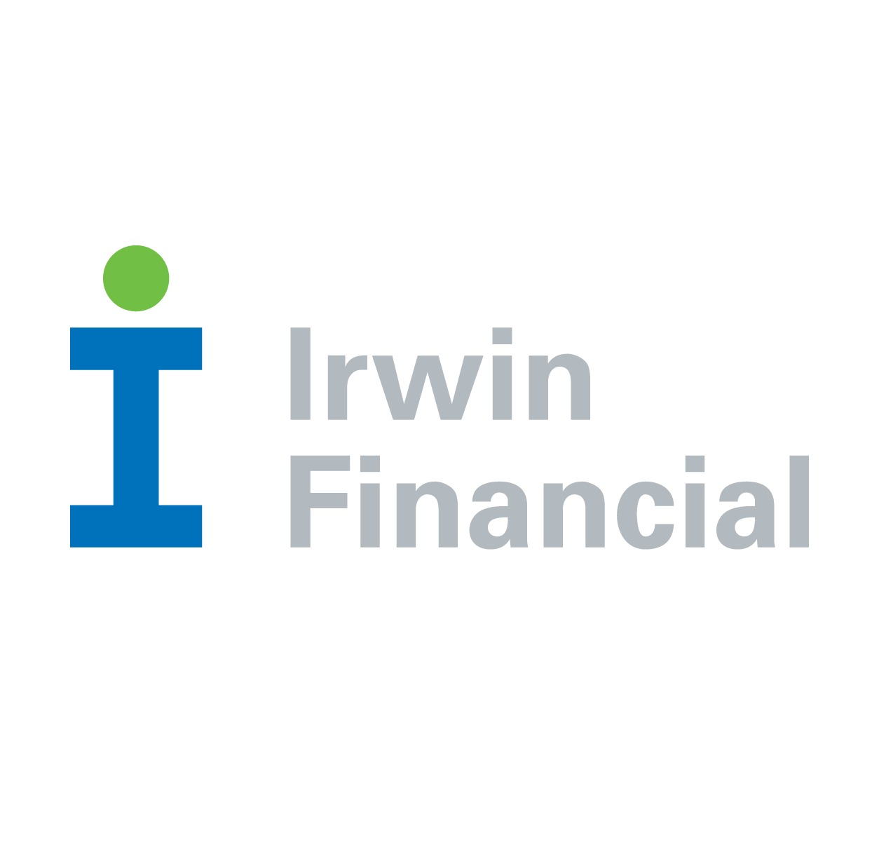 Project Image for Print, Irwin Financial Logo