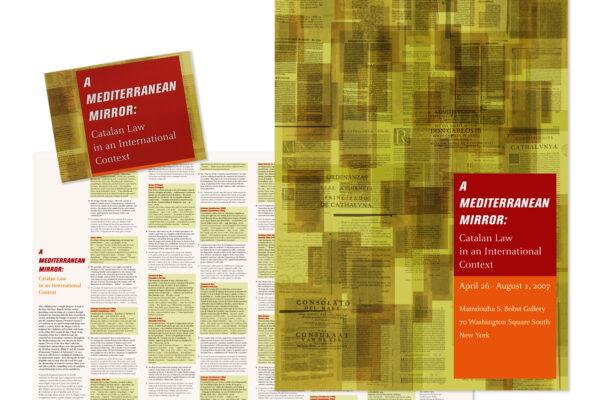 Mediterranean Mirror Graphics