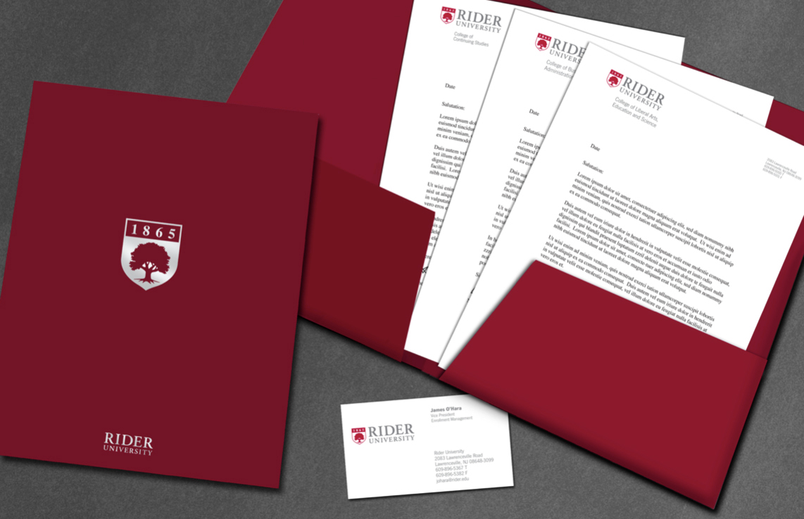 Project image 2 for Identity, Rider University