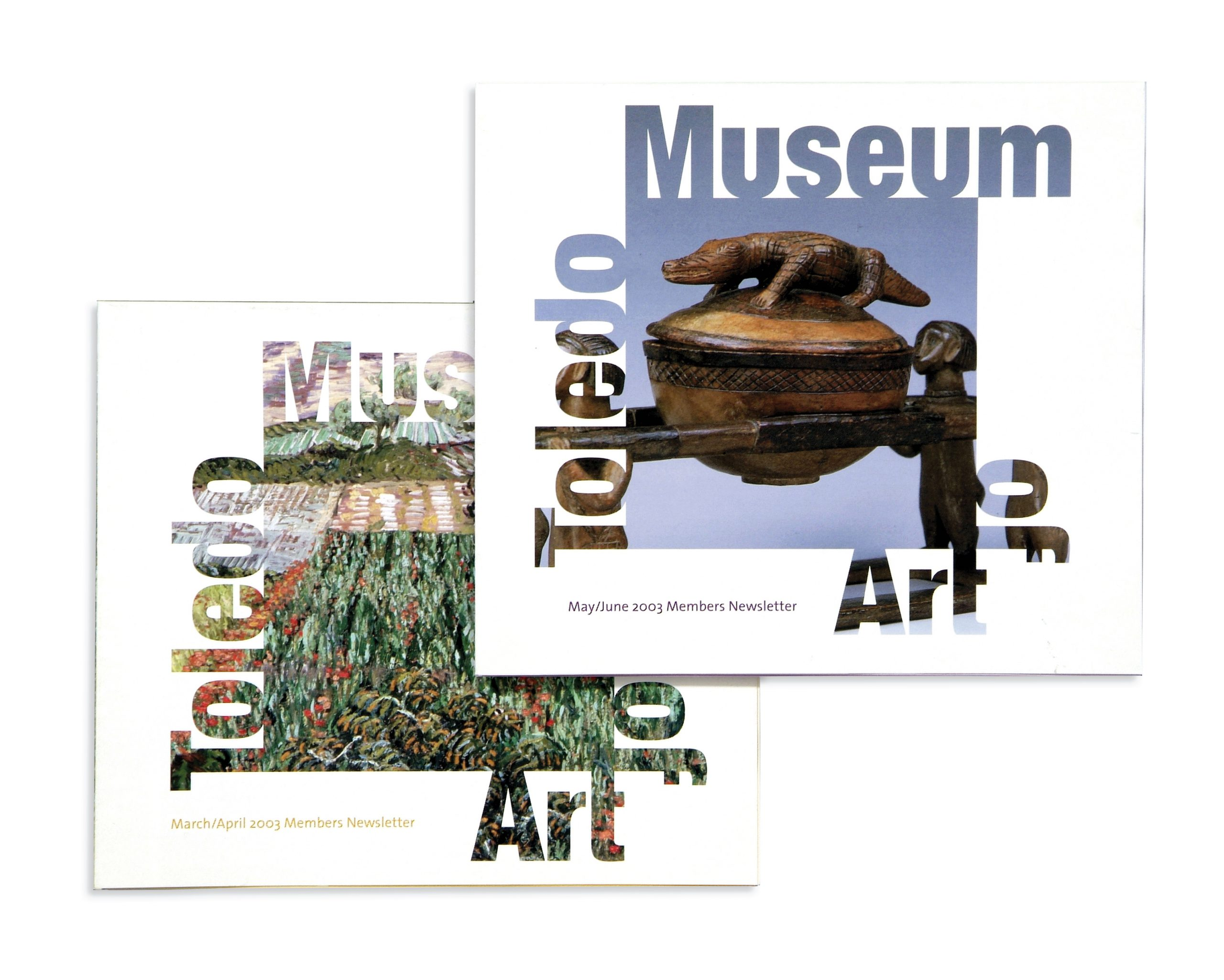 Project image 2 for Identity, Toledo Museum of Art