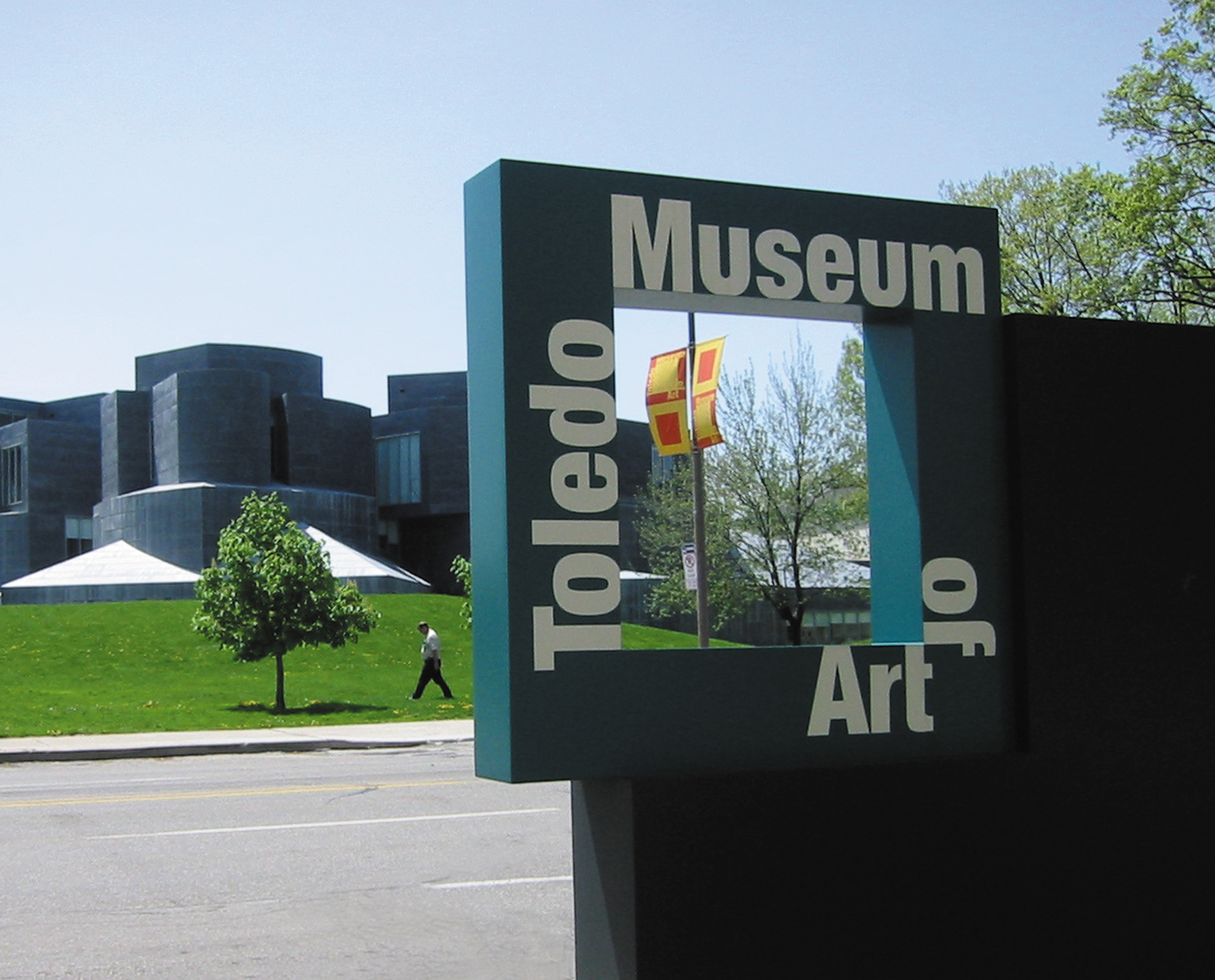 Project Image for Brand Identity, Toledo Museum of Art