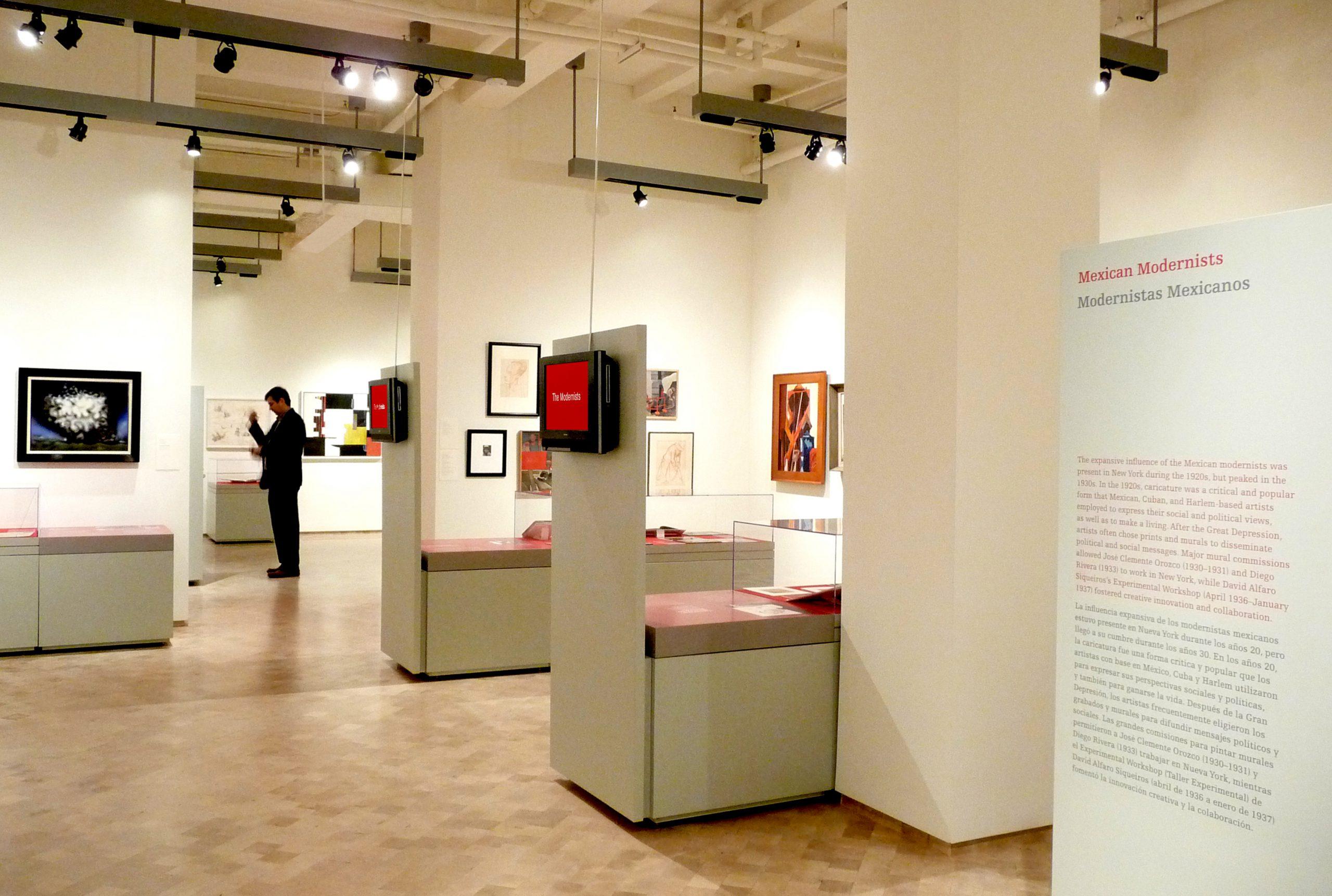 Project image 2 for Permanent Exhibits, El Museo del Barrio