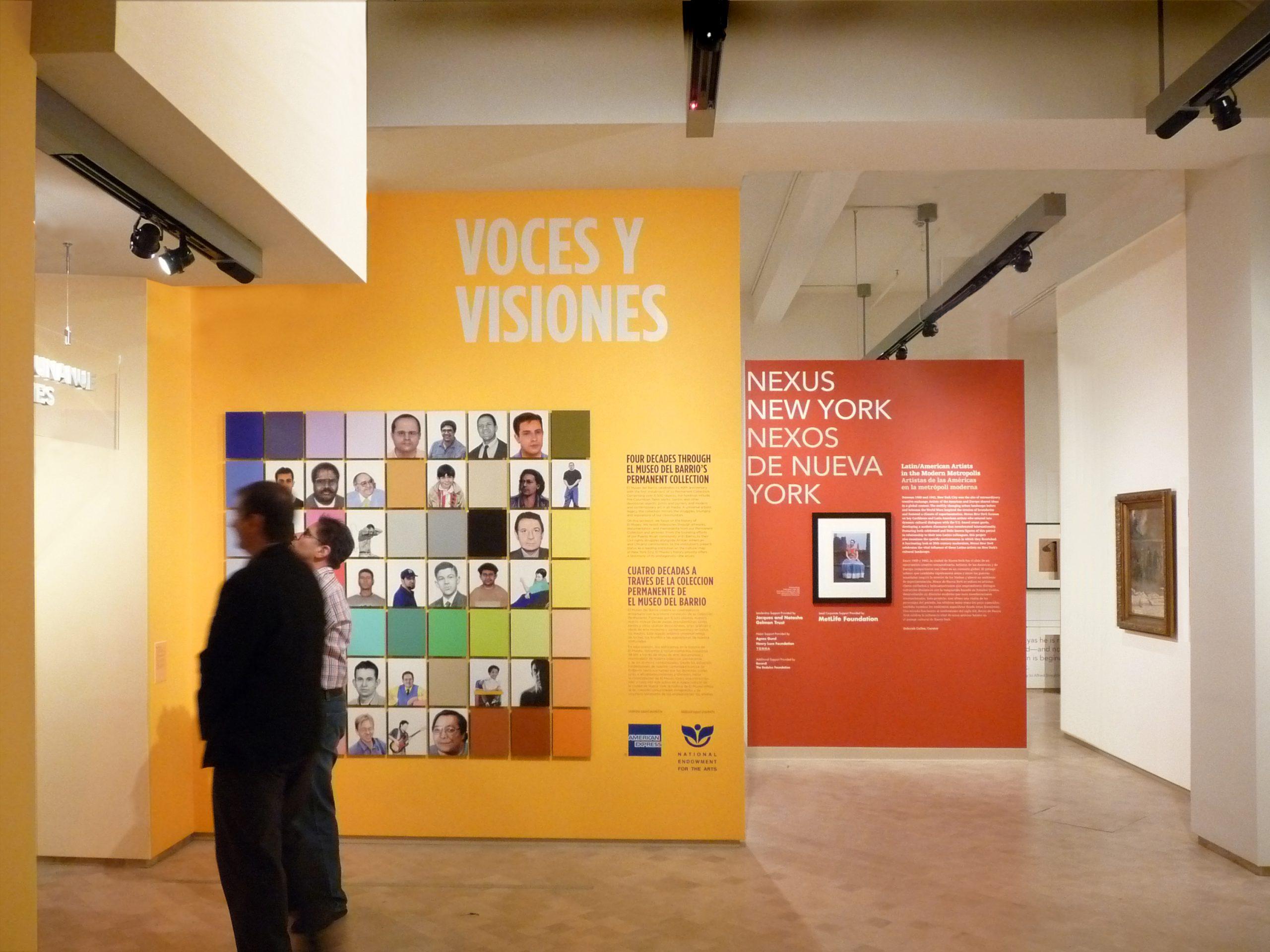 Project image 1 for Permanent Exhibits, El Museo del Barrio