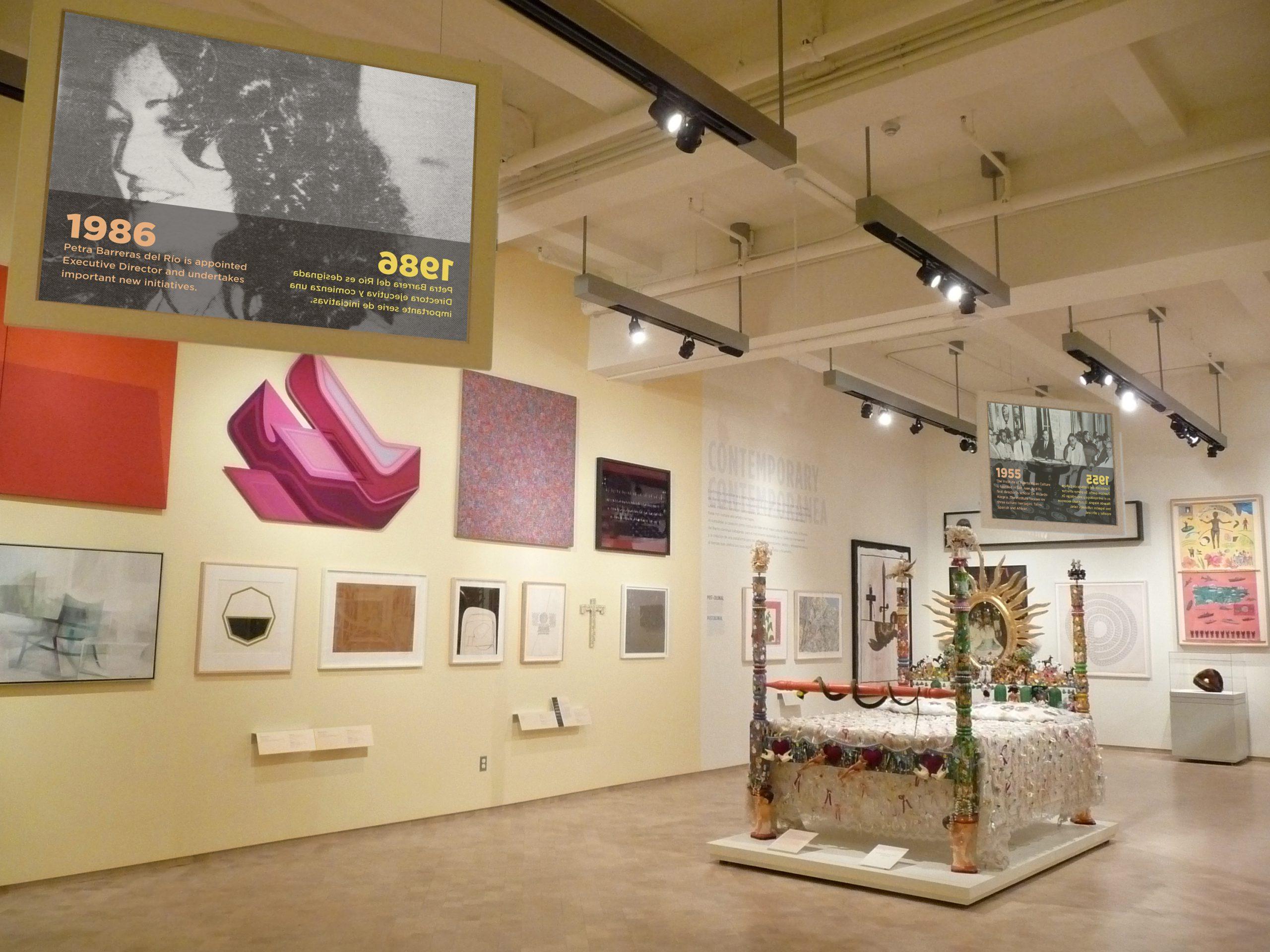 Project image 3 for Permanent Exhibits, El Museo del Barrio