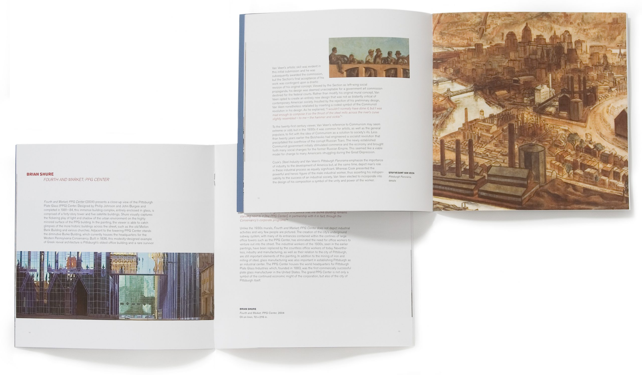 """Project image 2 for """"A Dialogue with the City"""" Publication, General Services Administration"""