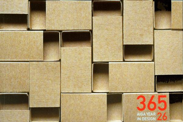 """365: AIGA Year In Design 26"""