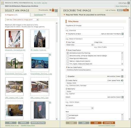 Project image 2 for ARTstor IMATA, ARTstor
