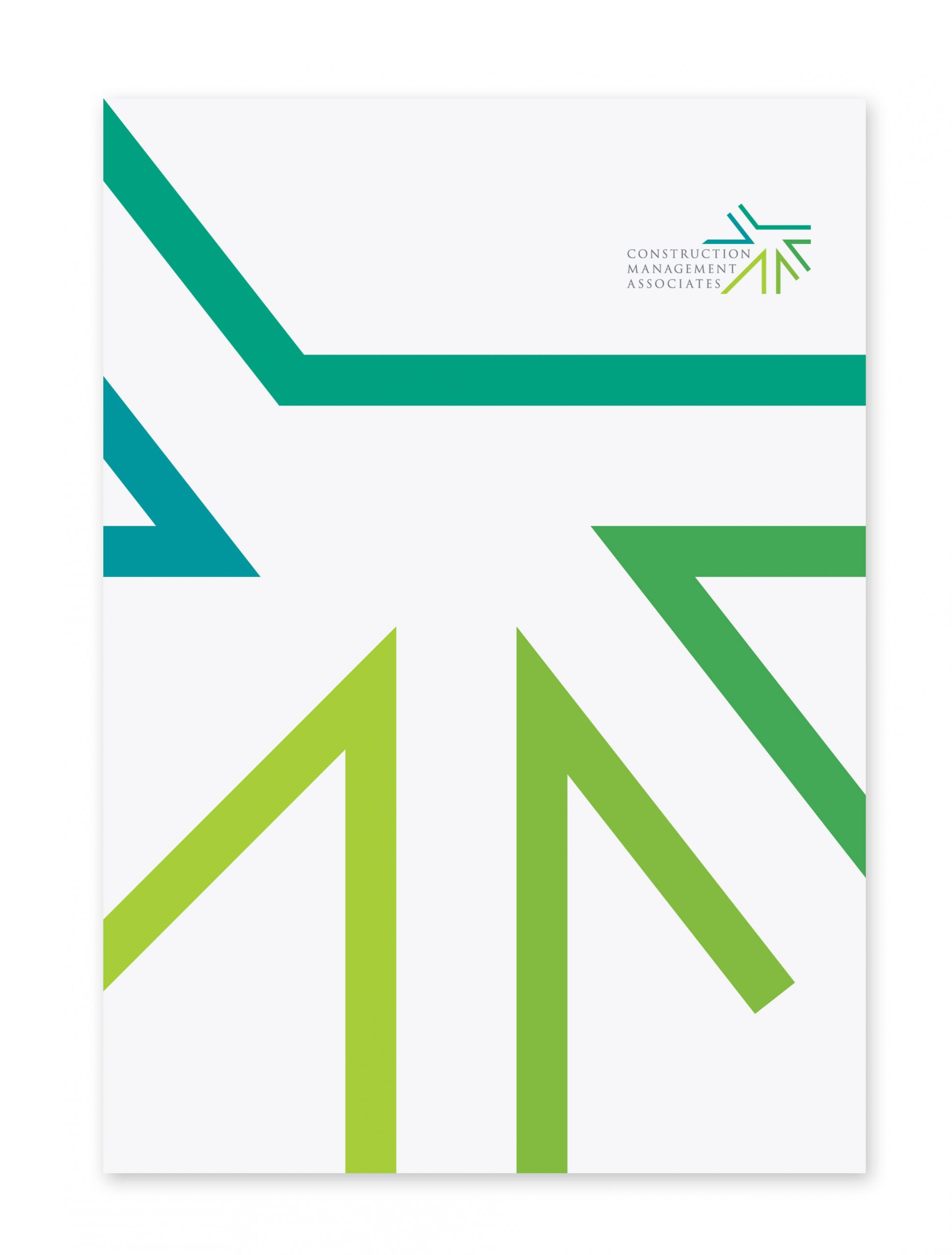 Project image 2 for Brand Identity, Construction Management Associates