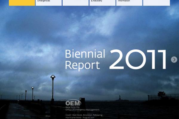 2011 Biennial Report