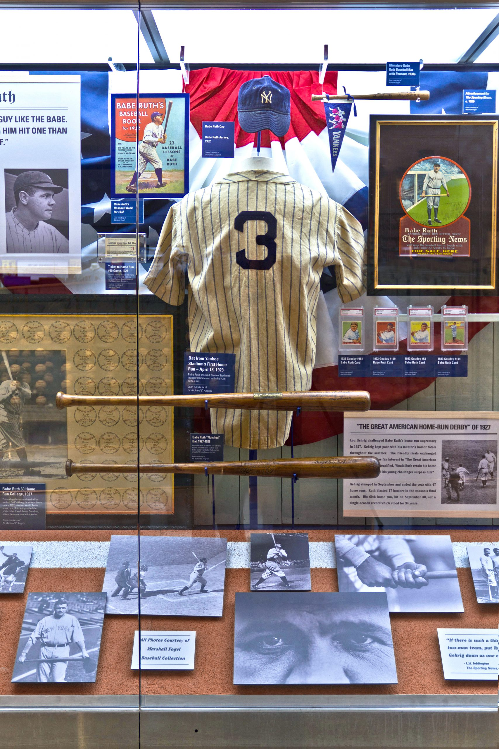 Project image 5 for Museum, New York Yankees