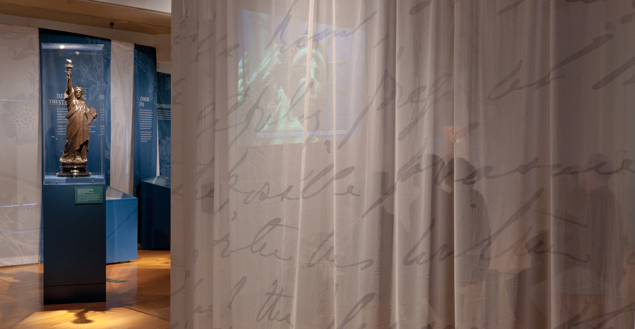 Project image 4 for Emma Lazarus: Poet of Exiles, Museum of Jewish Heritage