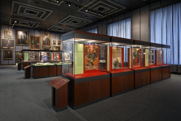 A Mediterranean Mirror & Art and Politics Exhibits