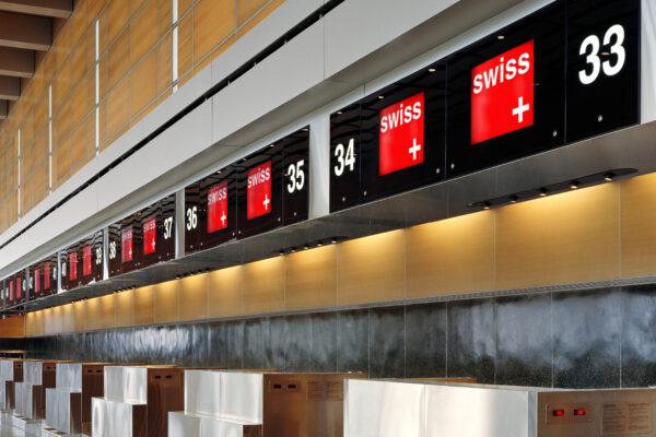 Terminal E Signage
