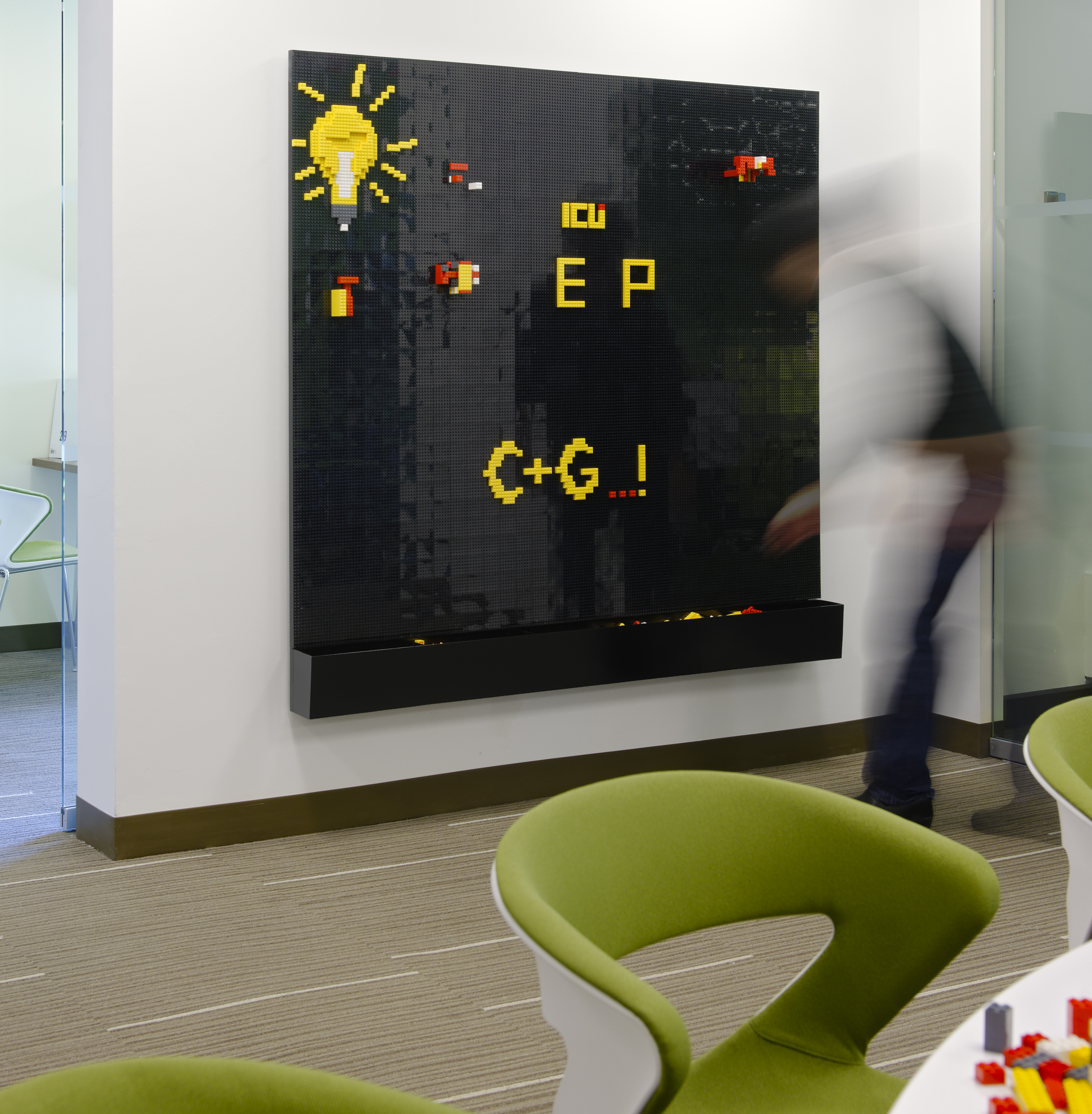Project image 3 for Participatory Installations, Kaplan Thaler Group