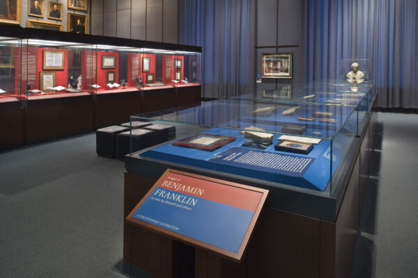 Images of Benjamin Franklin: As Seen by Himself and Others