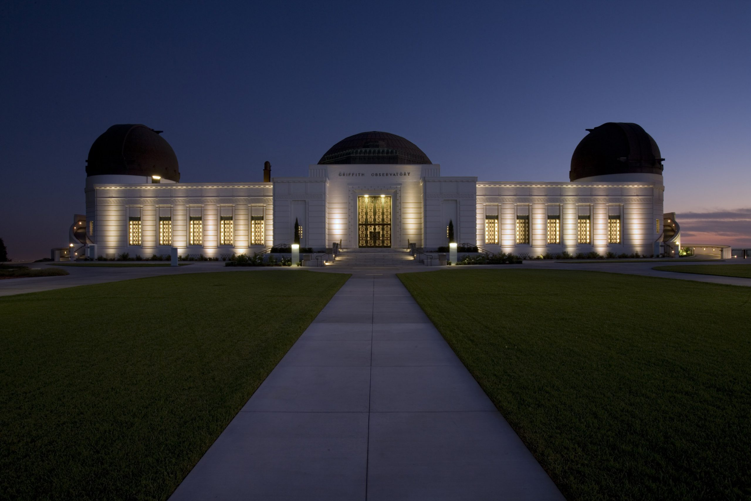 Project image 12 for Permanent Exhibits, Griffith Observatory