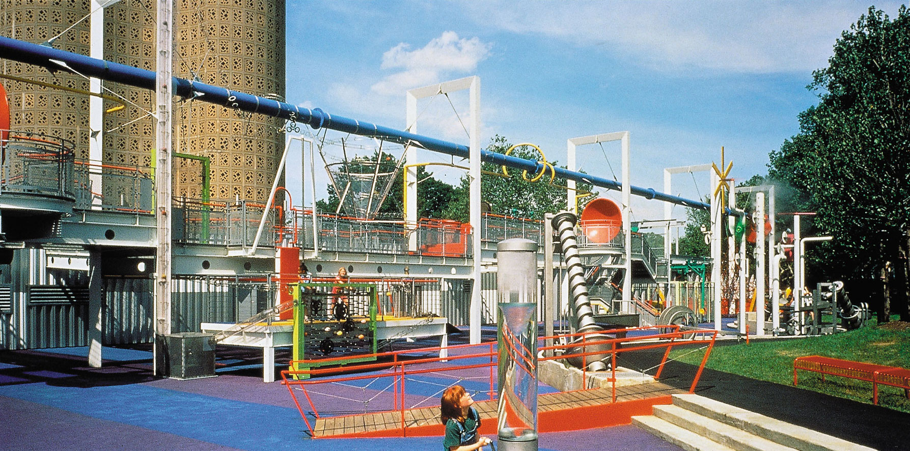 Project image 1 for Kidpower! Science Playground, New York Hall of Science, Queens