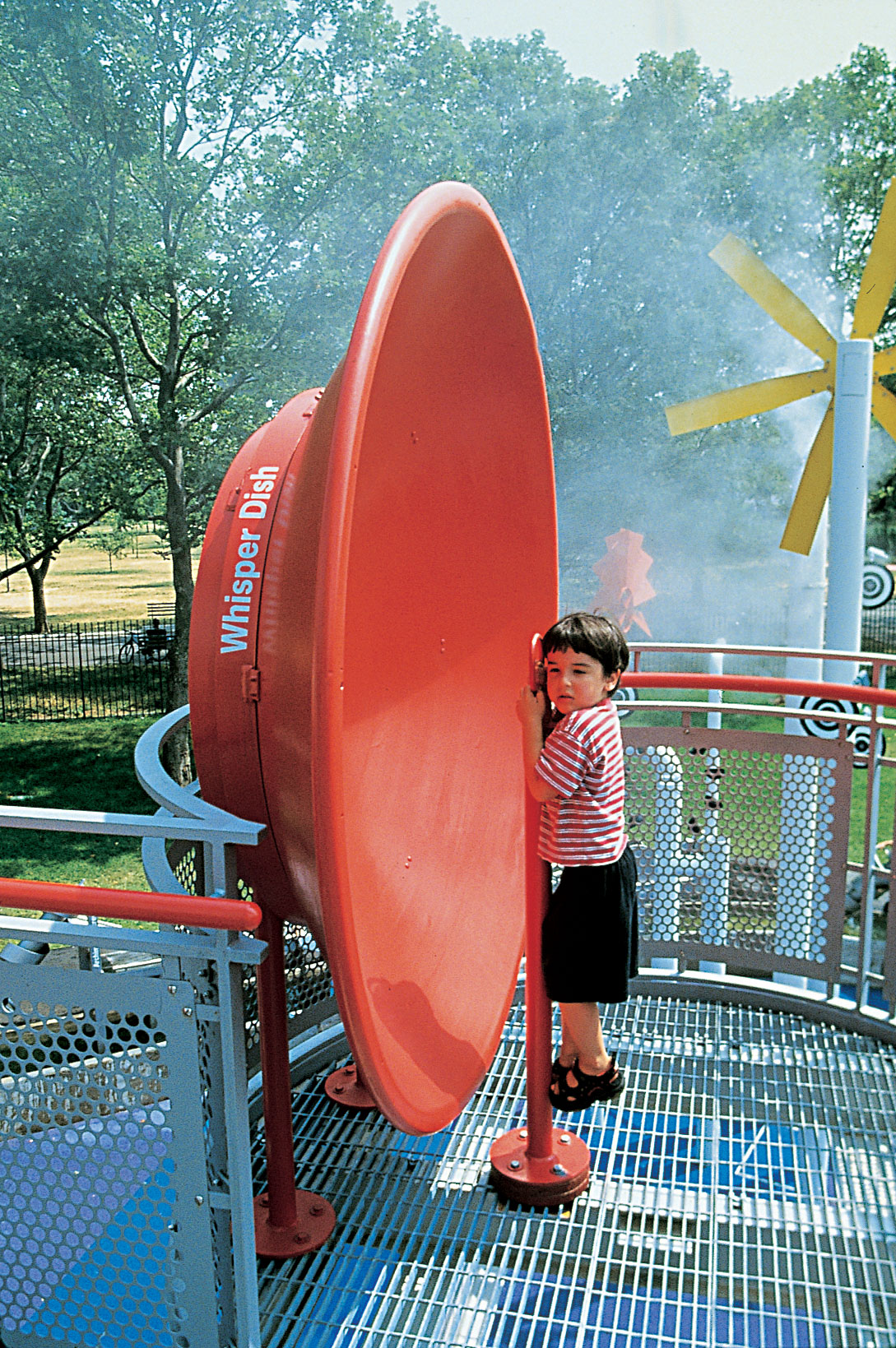Project image 2 for Kidpower! Science Playground, New York Hall of Science, Queens