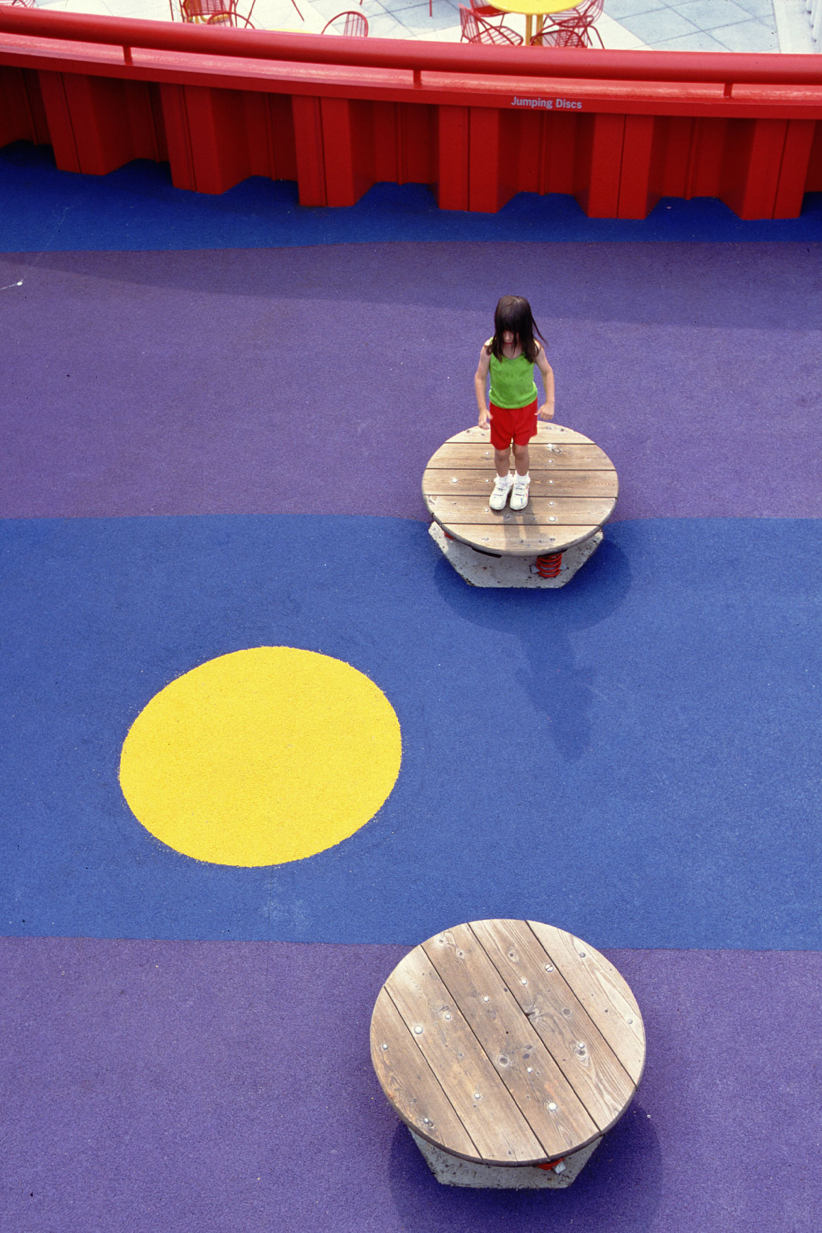 Project image 3 for Kidpower! Science Playground, New York Hall of Science, Queens