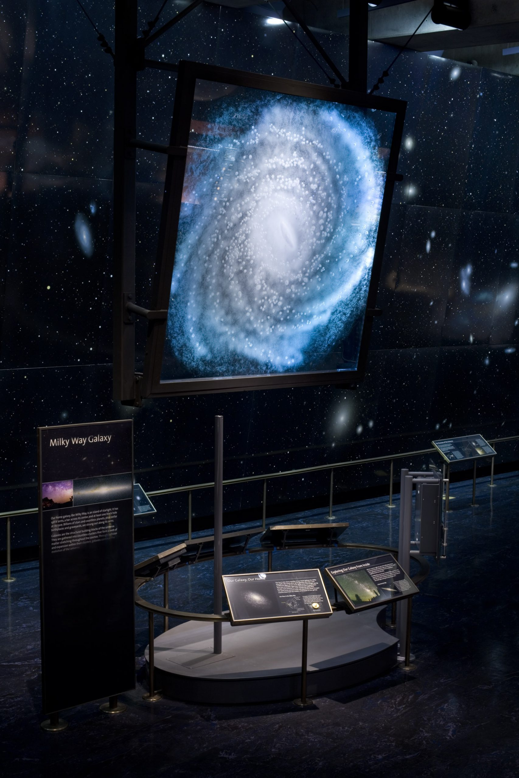 Project image 3 for Permanent Exhibits, Griffith Observatory