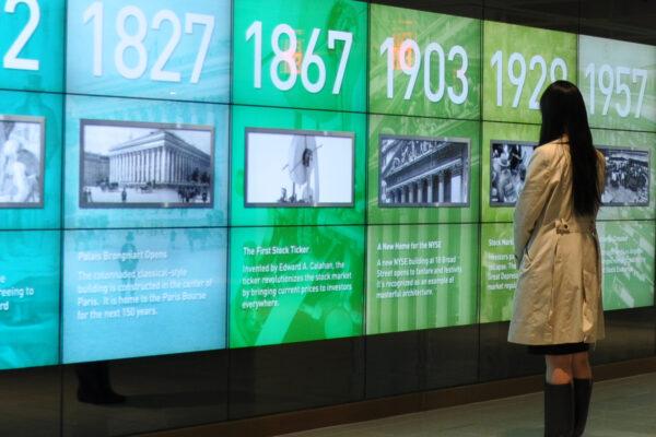 Digital Lobby Timeline