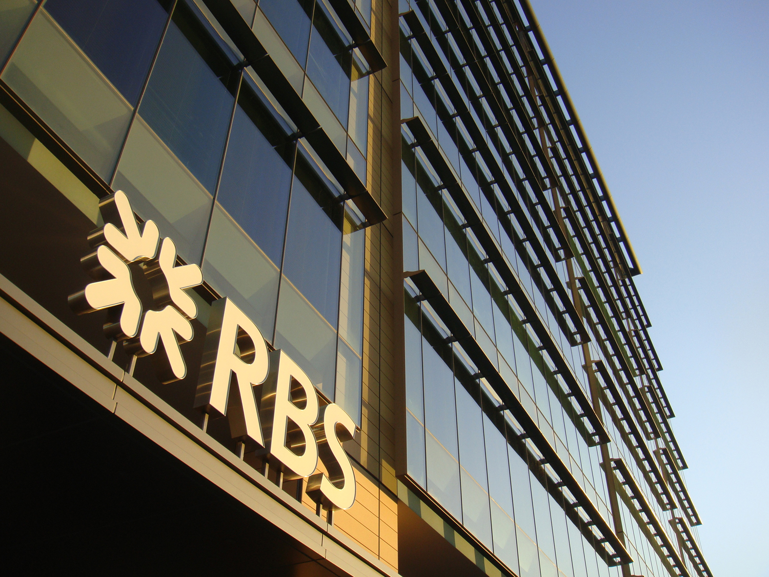 Project image 1 for Signage and Architectural Graphics, RBS / Royal Bank of Scotland