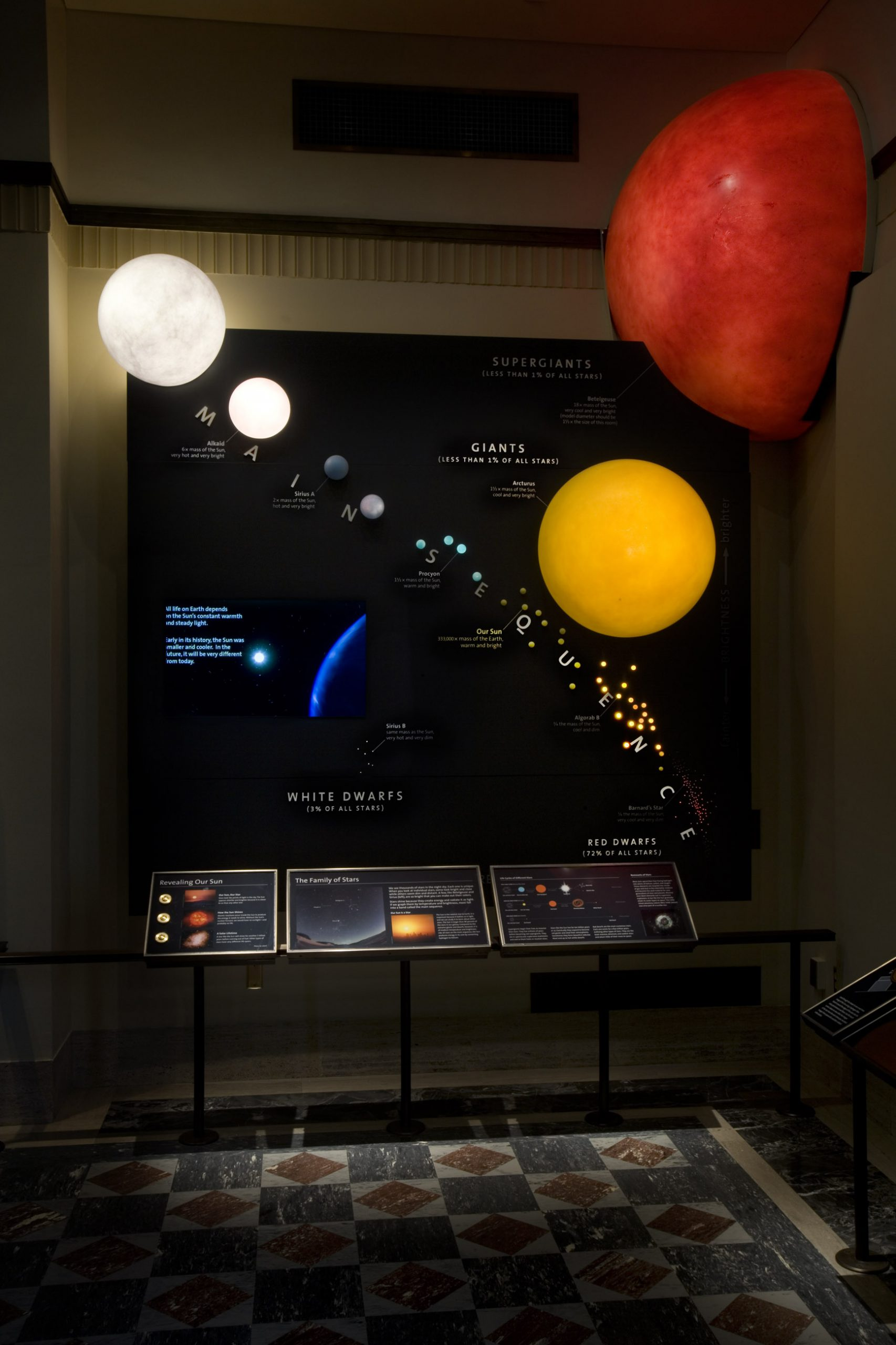 Project image 8 for Permanent Exhibits, Griffith Observatory