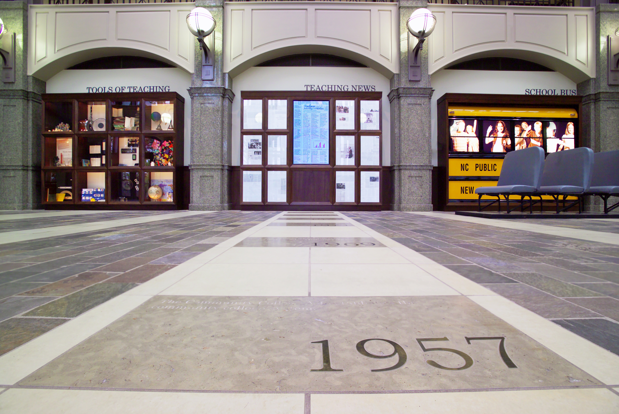 Project image 3 for Teacher's Legacy Hall, University of North Carolina, Wilmington