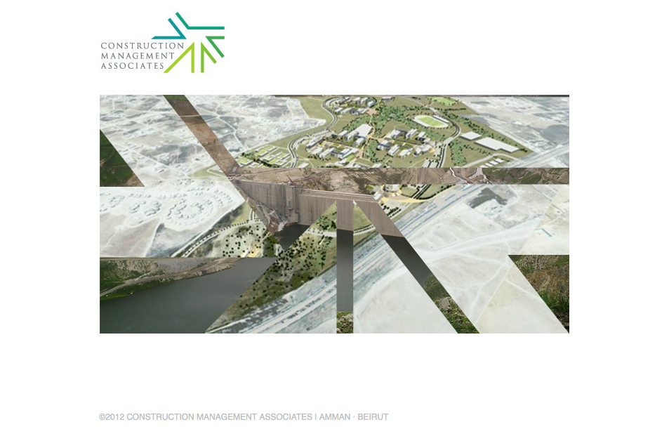 Project image 2 for Website, Construction Management Associates