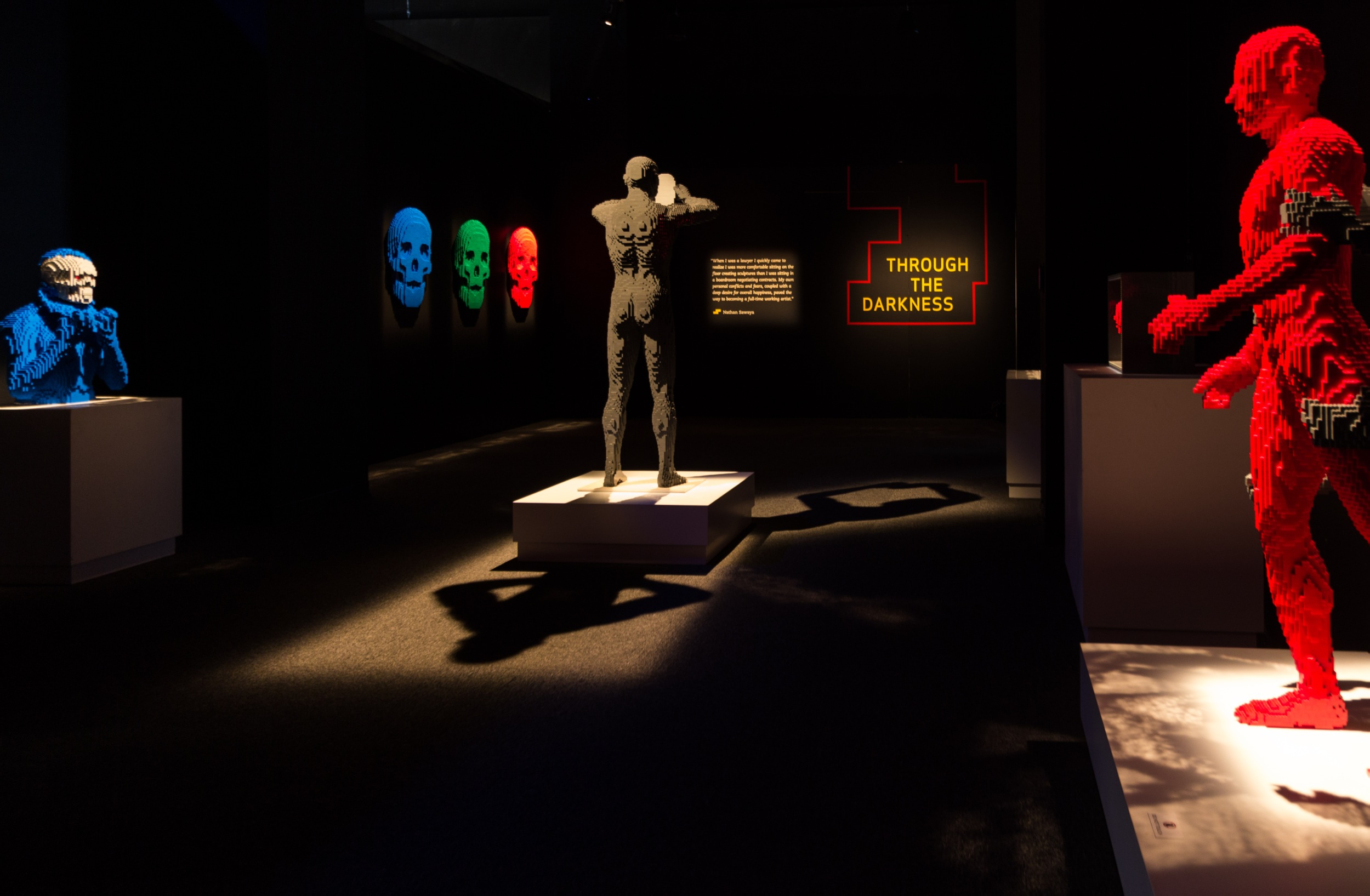 Project Image for Art of The Brick Museum
