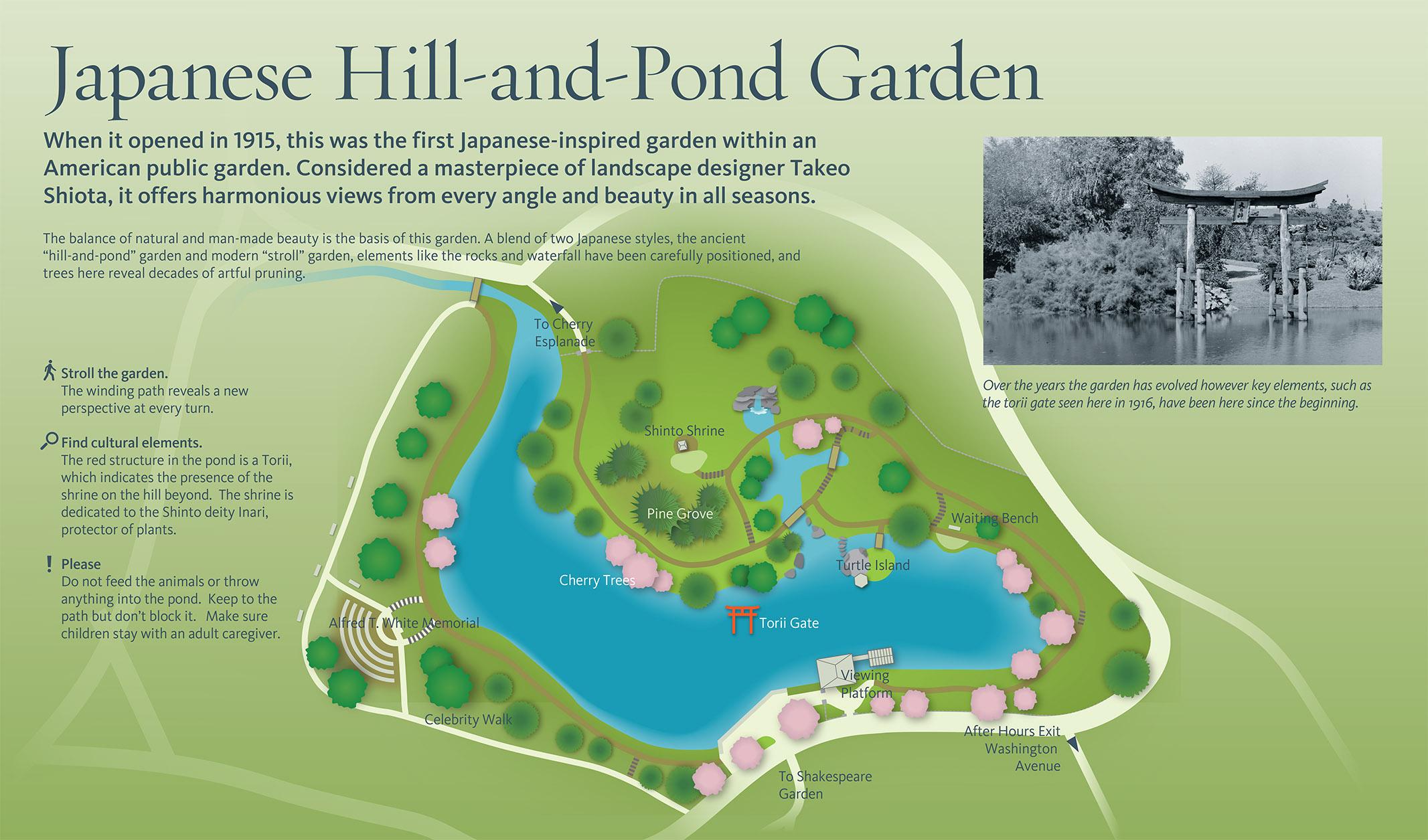 Brooklyn Botanic Project Image Japanese Garden