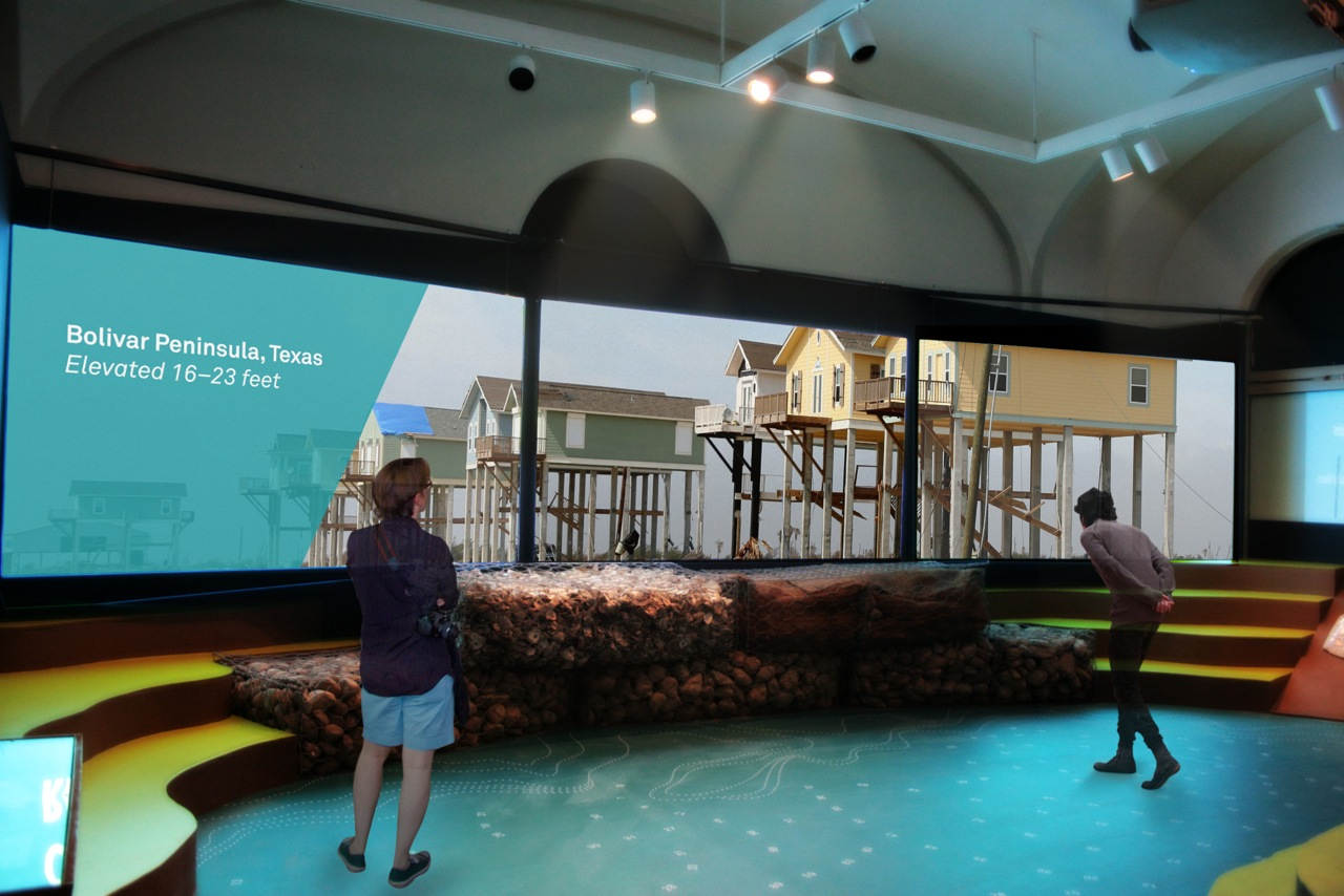Project image 2 for Designing For Disaster - Water Room, National Building Museum