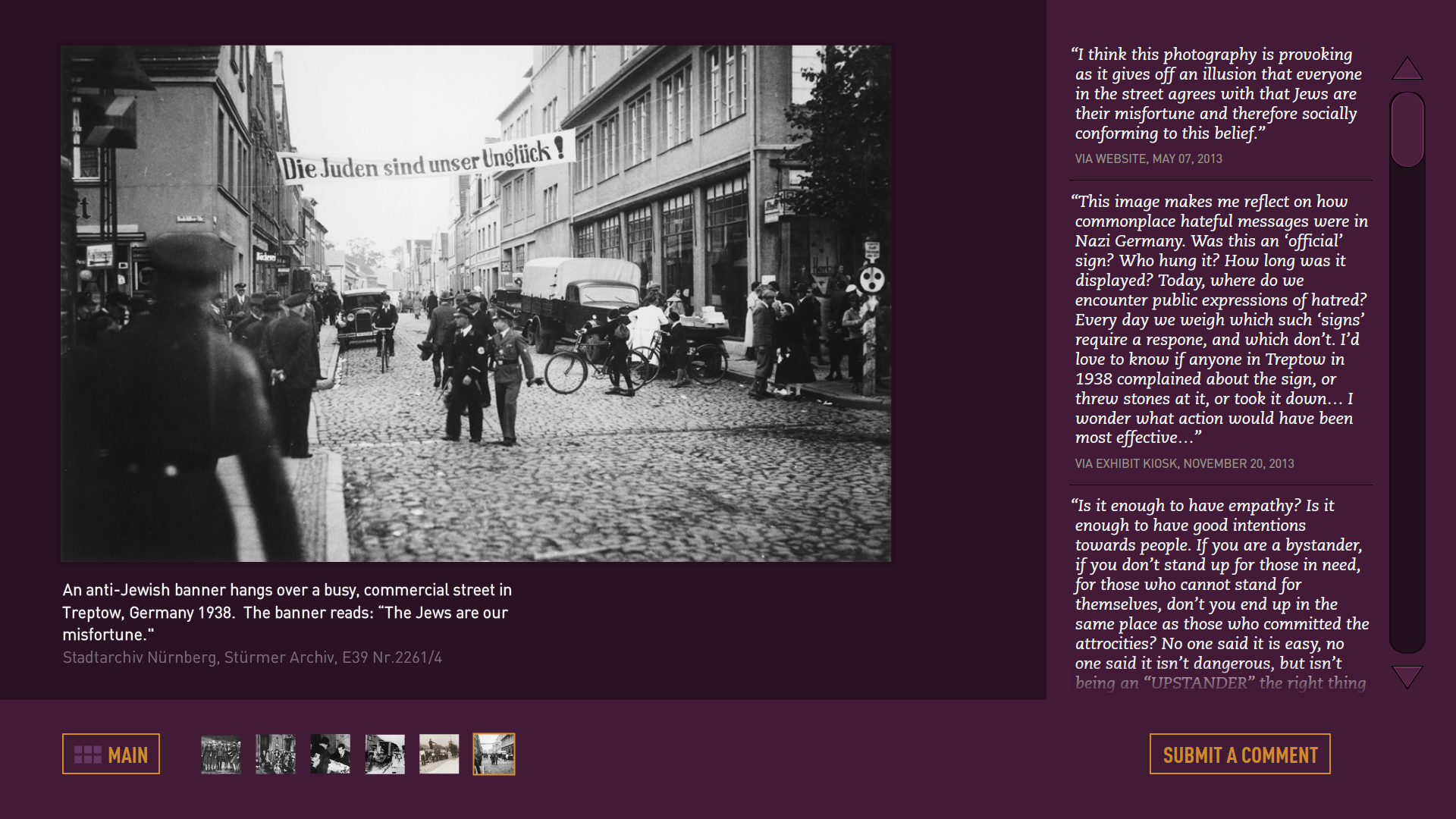 Project image for Some Were Neighbors, US Holocaust Memorial Museum