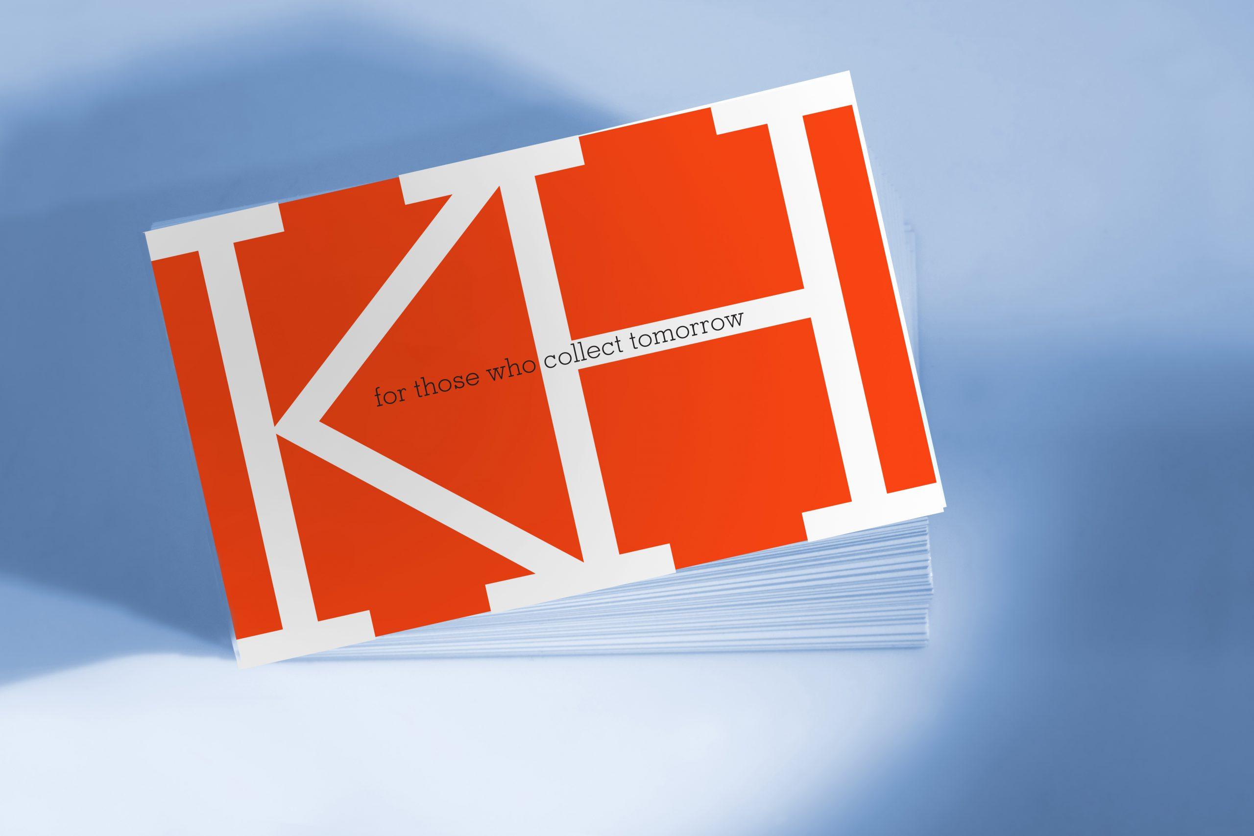 Project Image for Kristin Hjellegjerde Gallery, Brand Identity