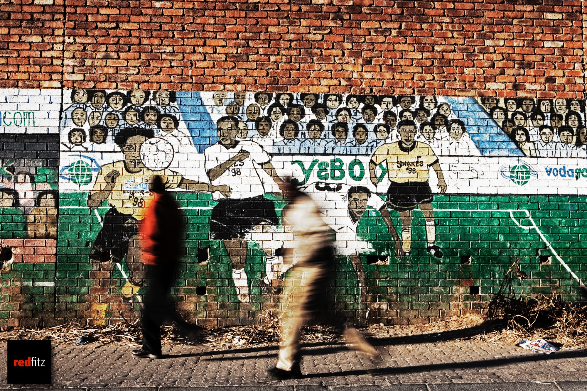 Project Image for Soccer City, Nick Fitzhugh