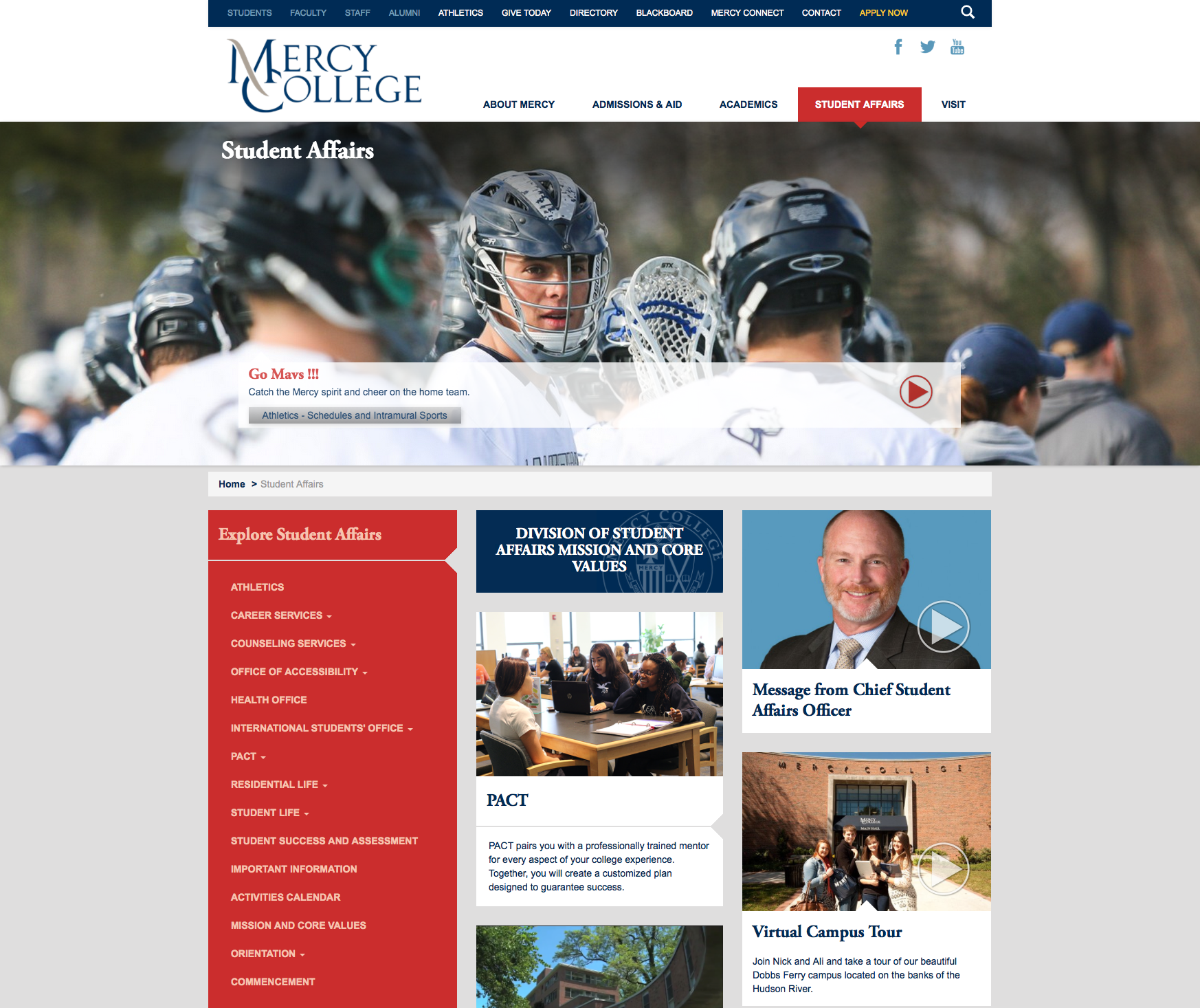 Project Image 2 for Mercy College