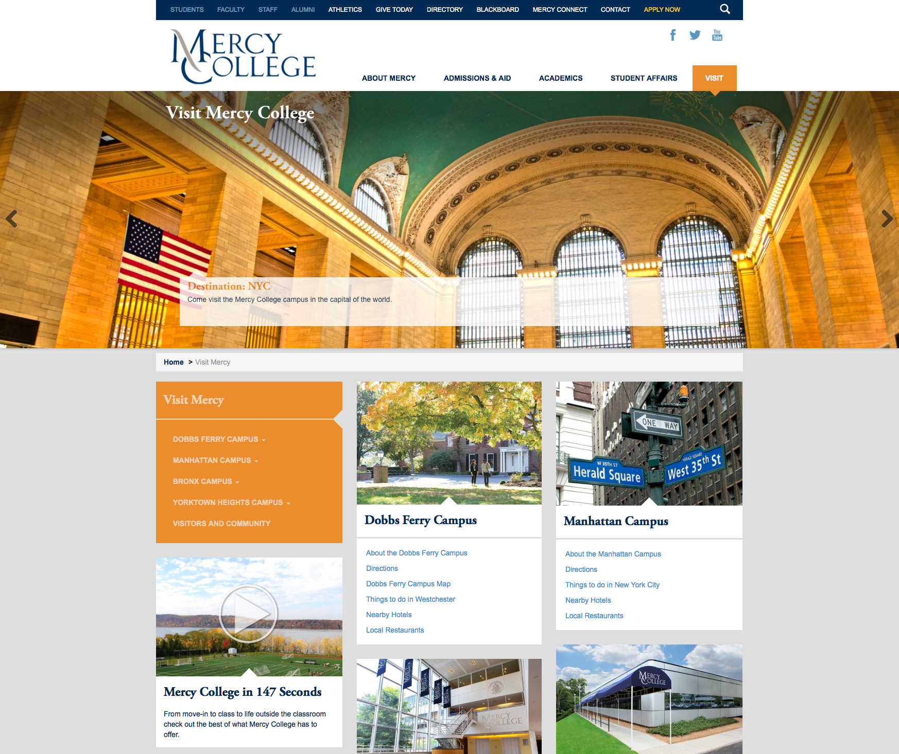 Project Image 4 for Mercy College