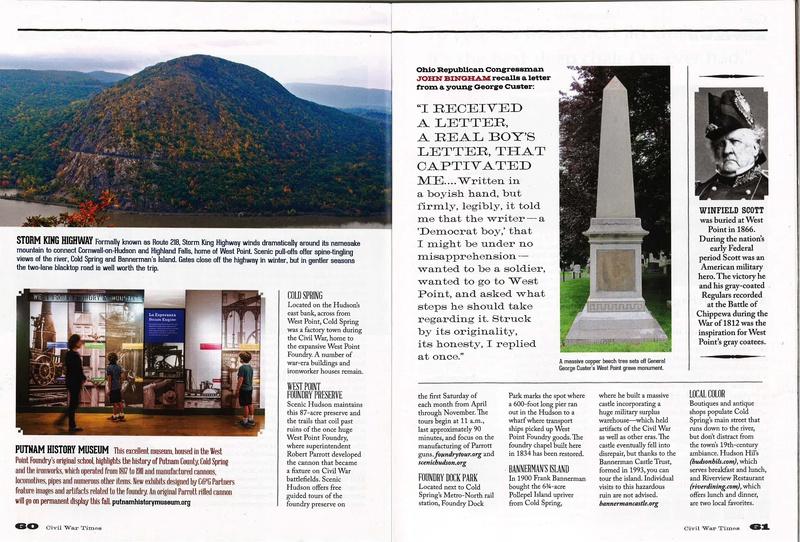 Civil War Times Spreads Page 2 (JPG)