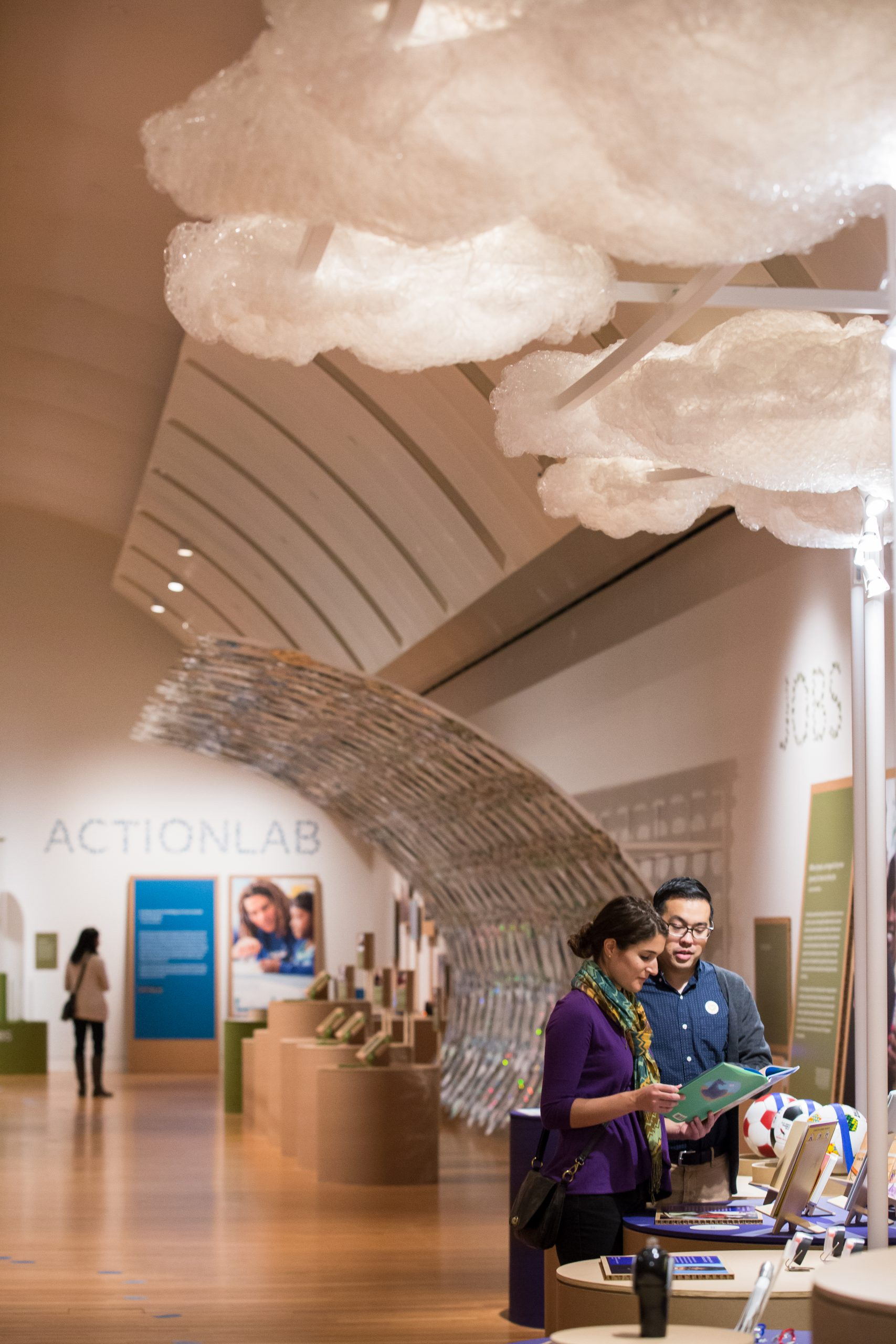 A Path Appears at The Skirball Cultural Center