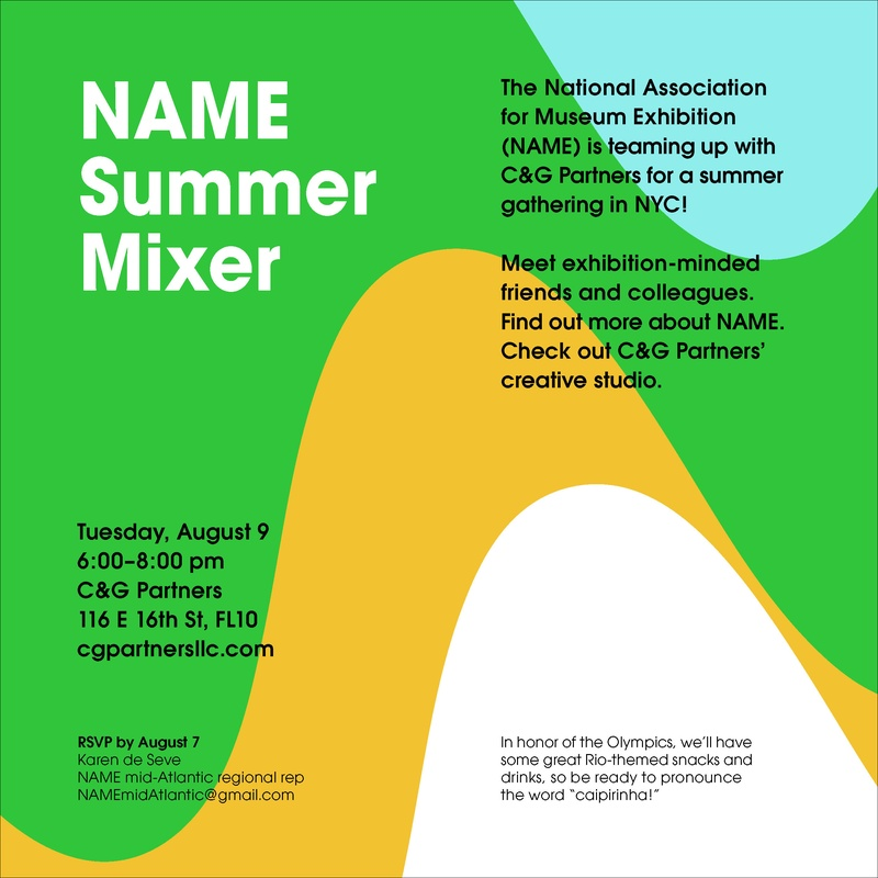 NAME Summer Mixer_Outline