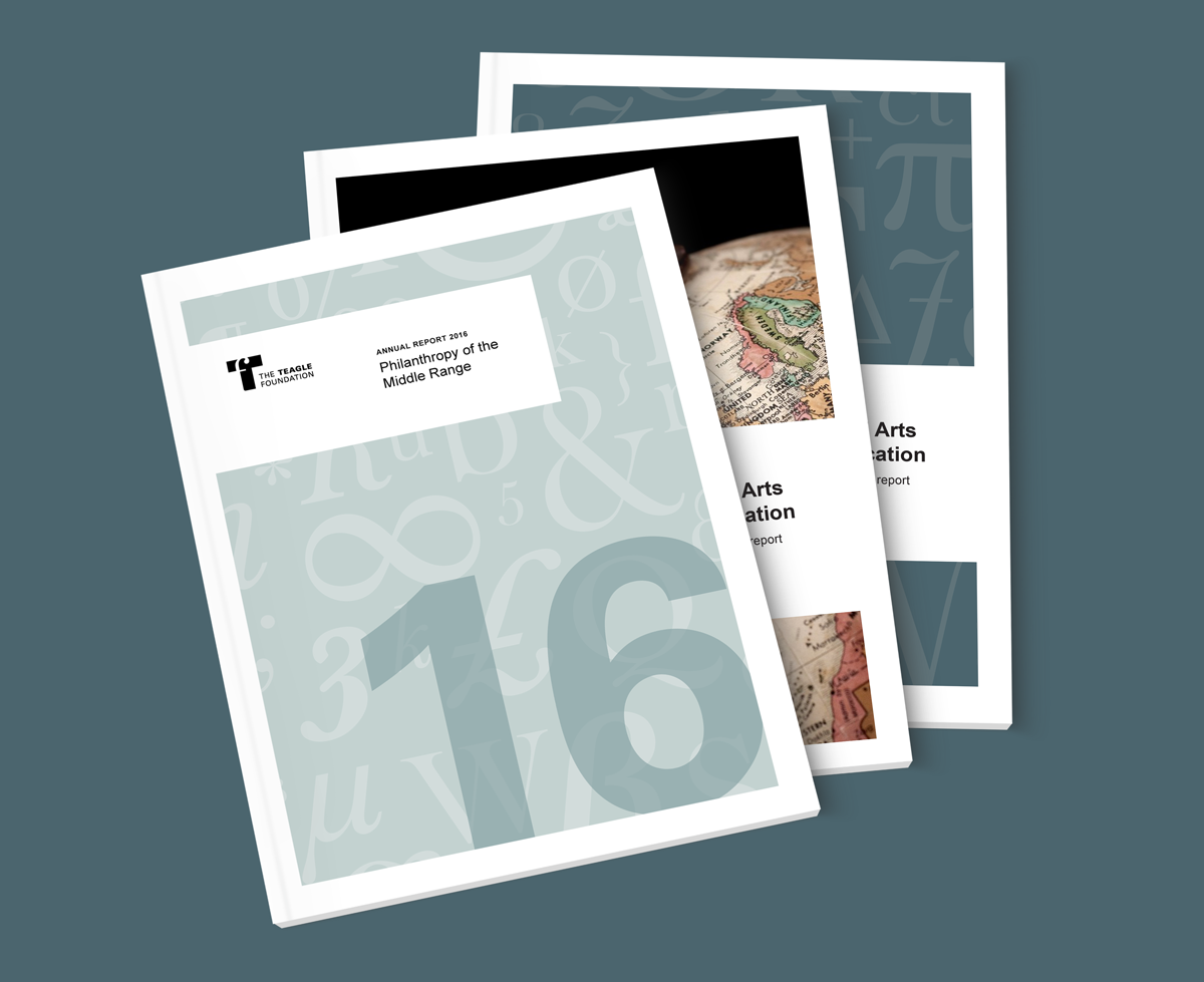 Teagle Foundation Annual Report LARGE