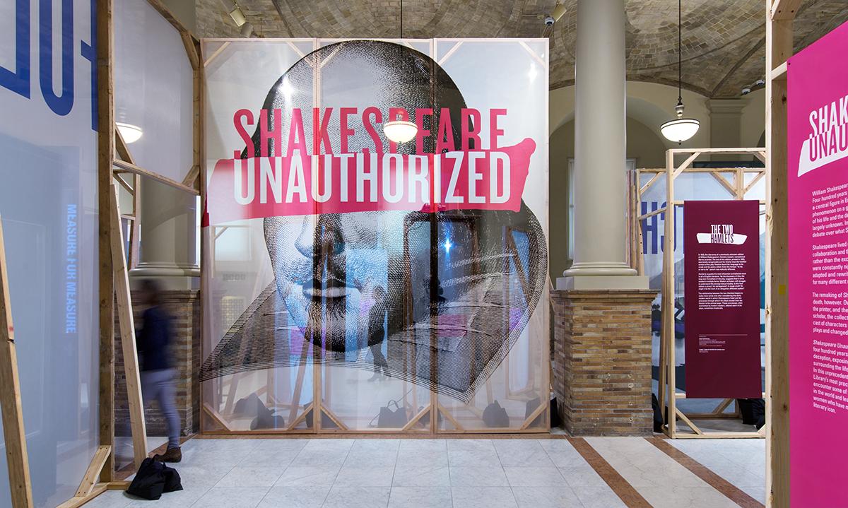 Shakespeare Unauthorized